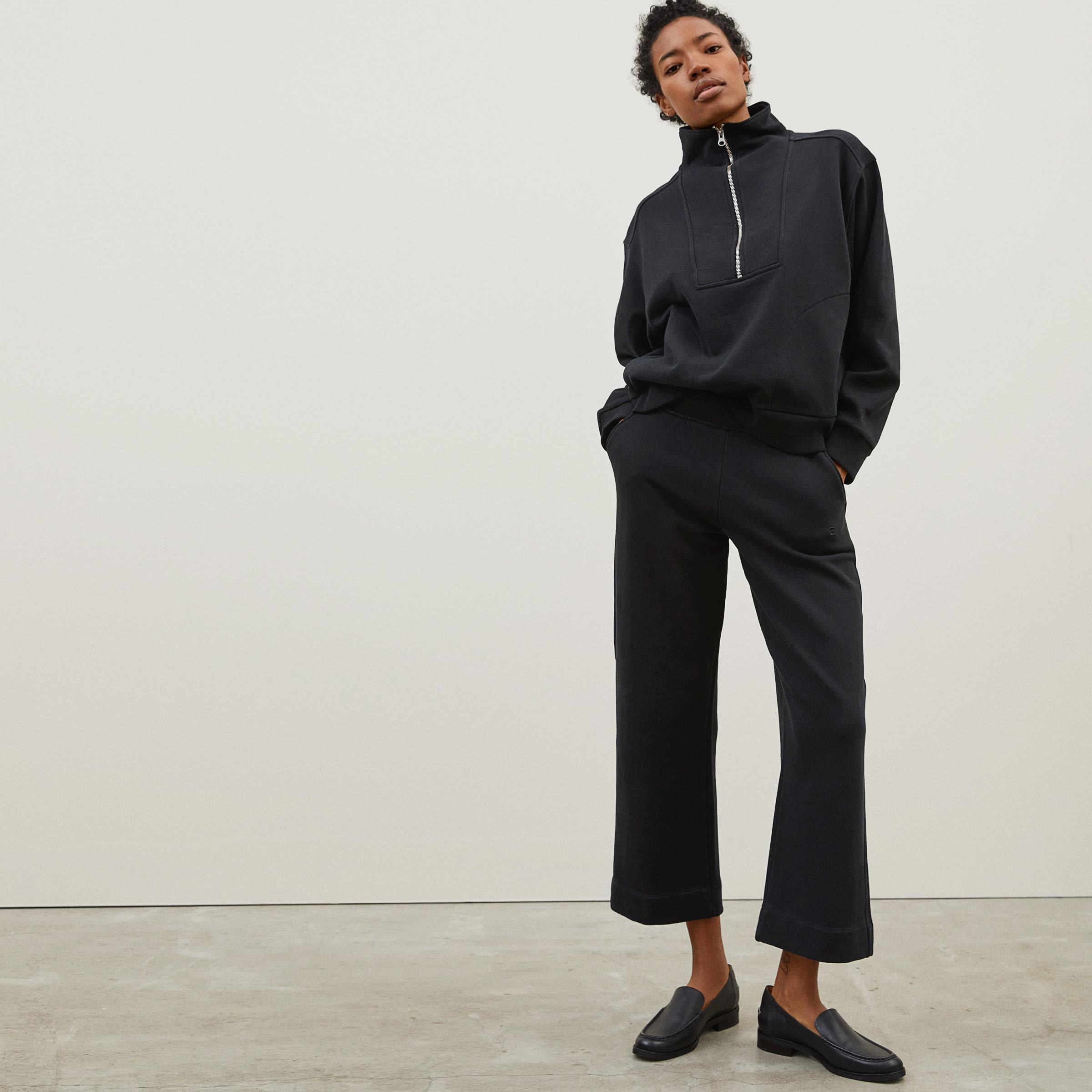 The Track Wide-Leg Pant
