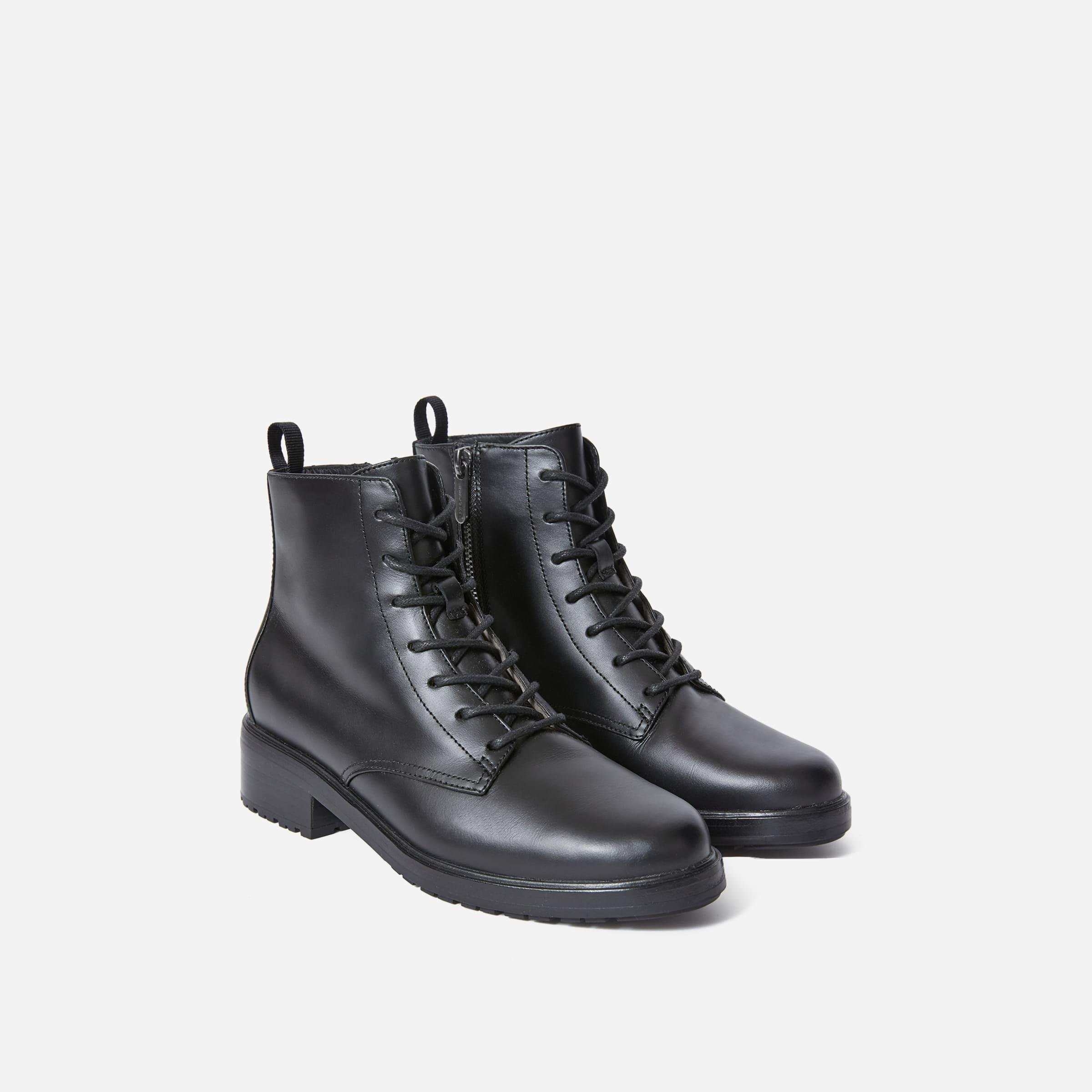 The Modern Utility Lace-Up Boot 1