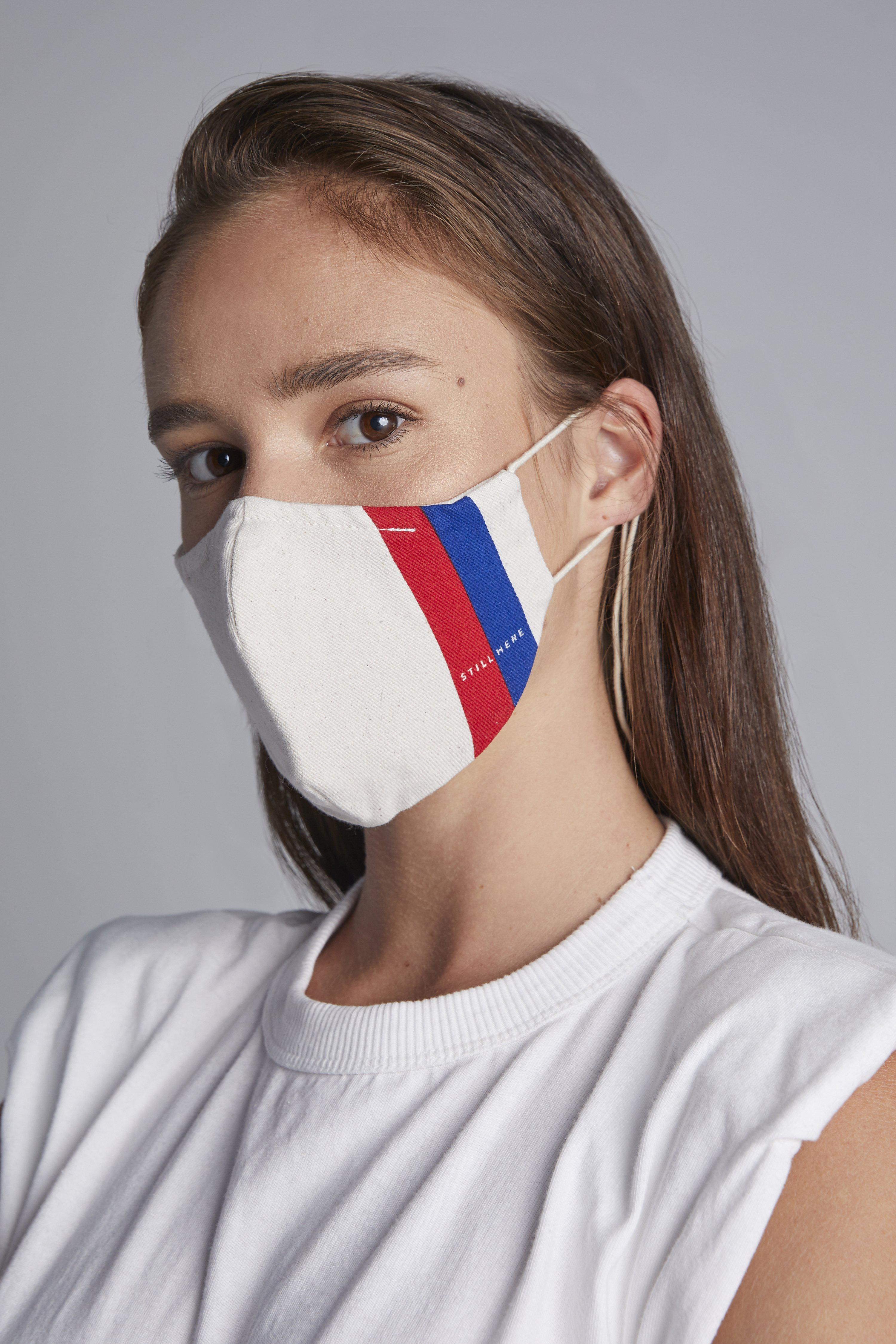 FIRST COLORS Face Mask