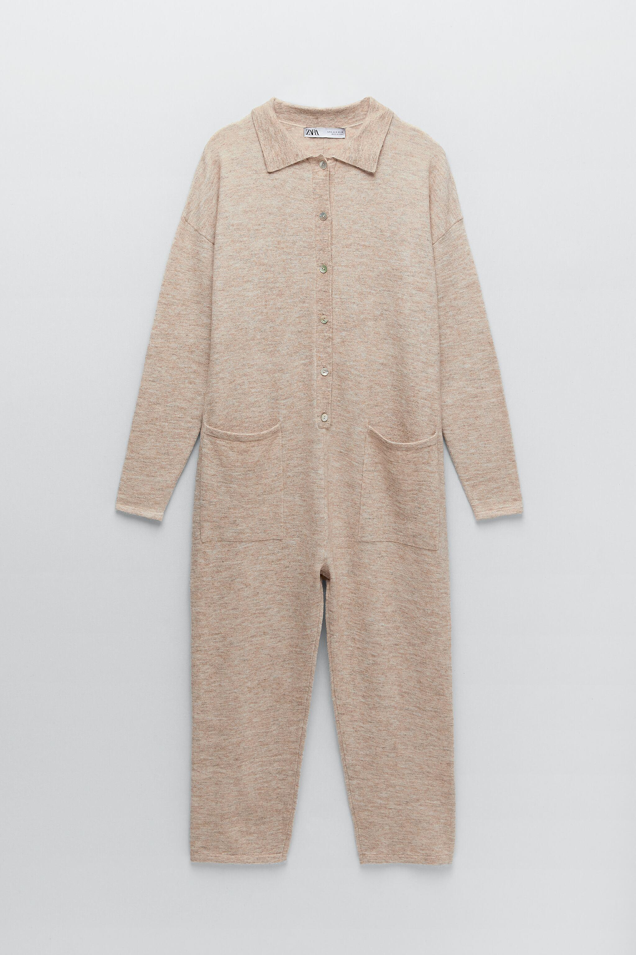 WOOL BLEND JUMPSUIT SPECIAL EDITION 3