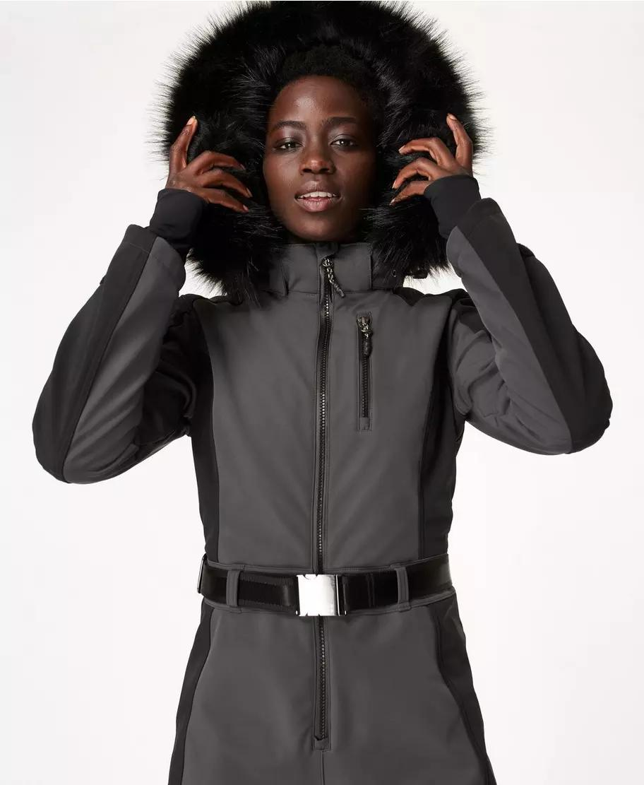 Backcountry Softshell Ski All in One