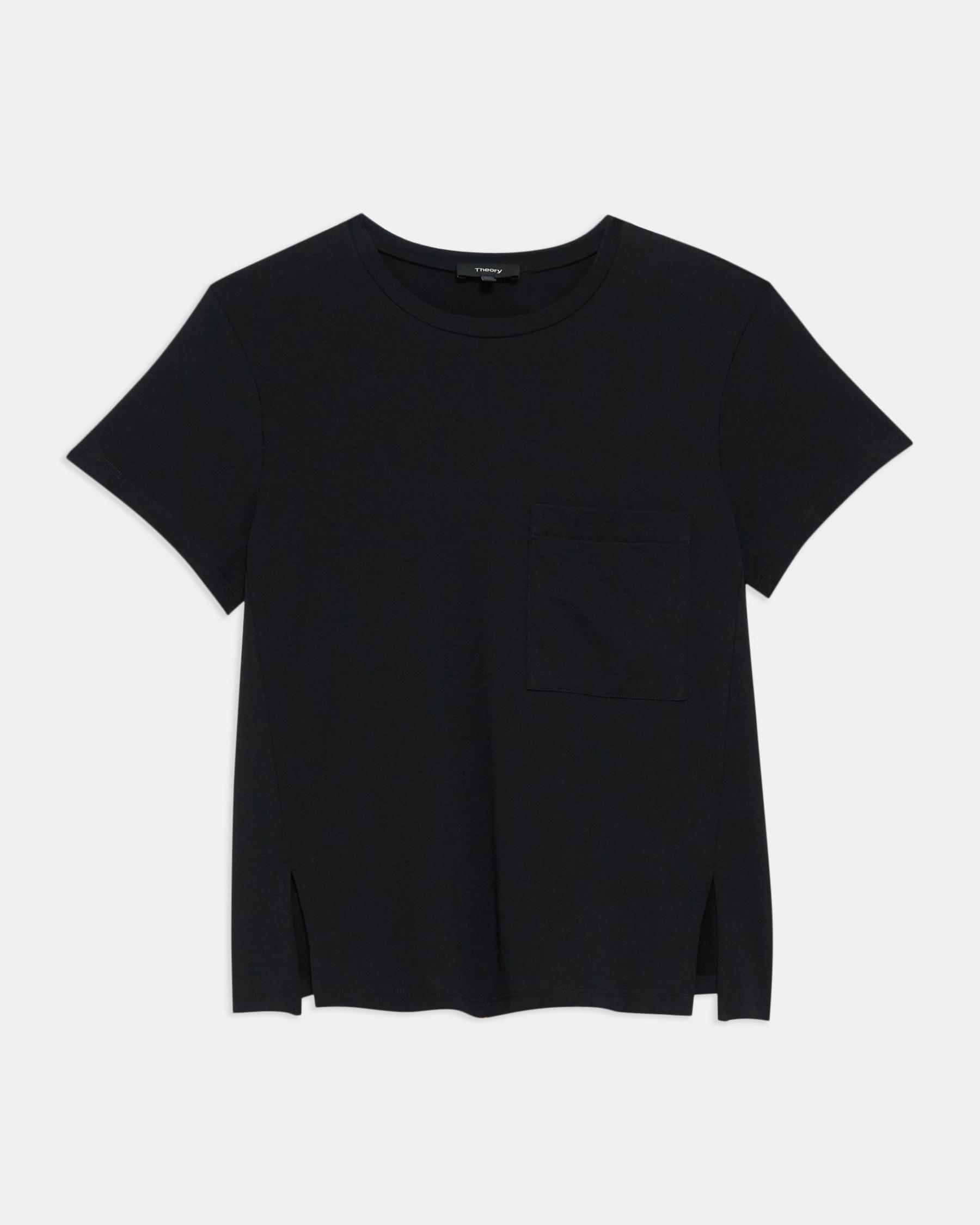 A-Line Tee in Cotton 4