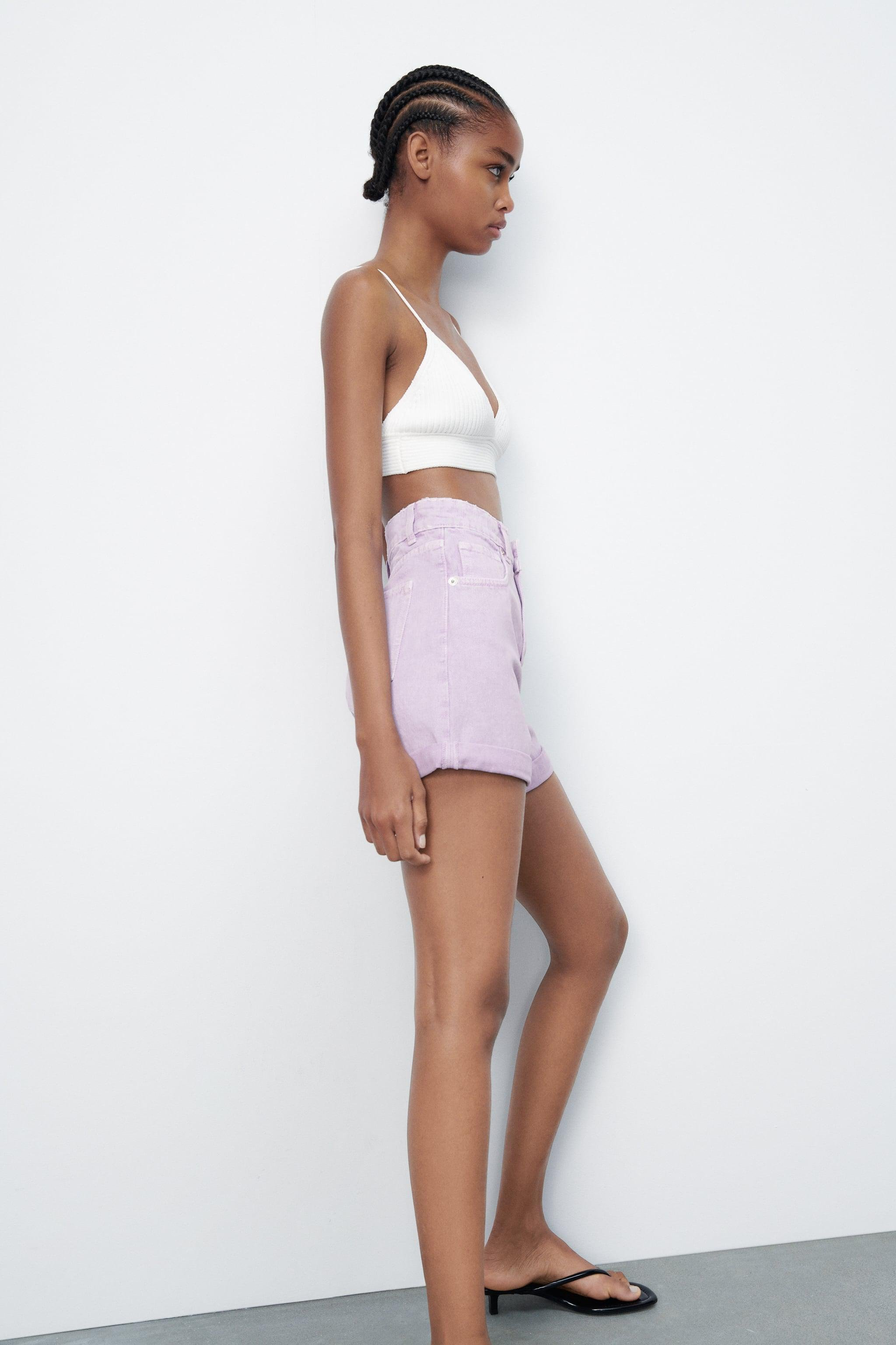 MOM FIT SHORTS 2