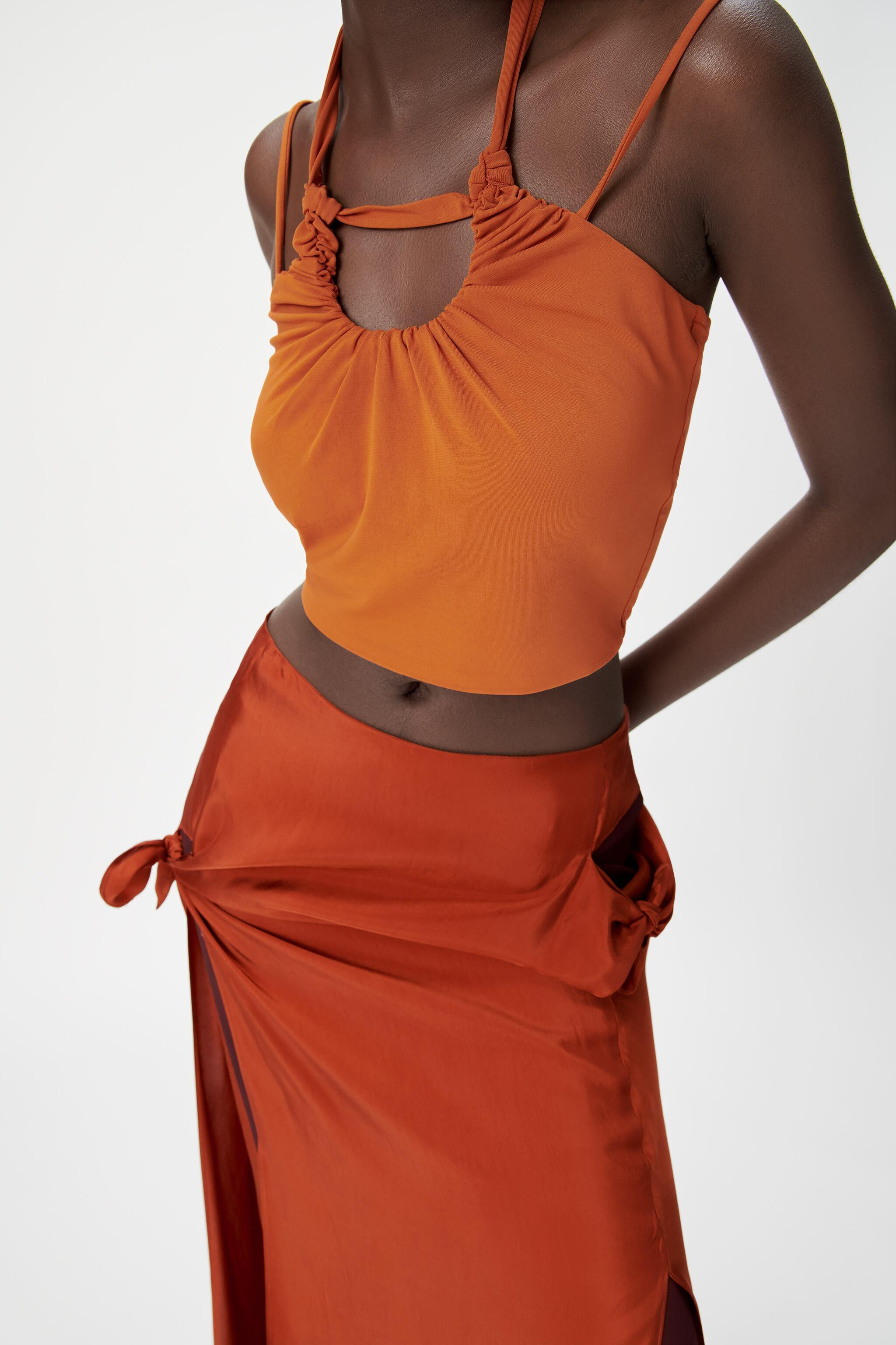 RUCHED TOP LIMITED EDITION