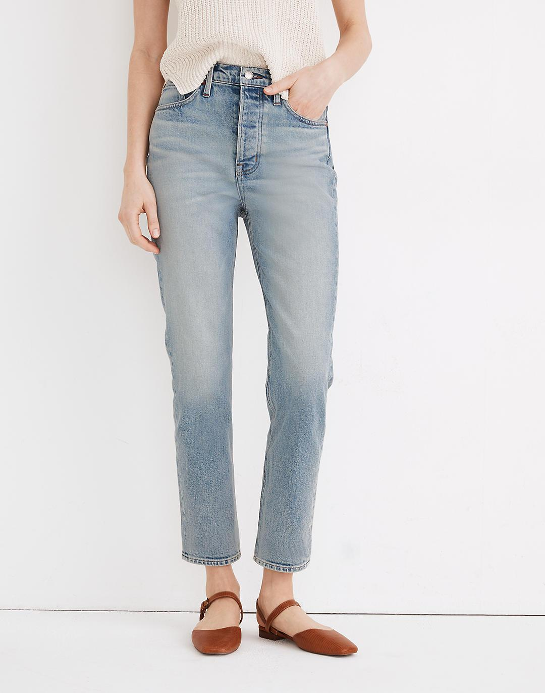 Rivet & Thread Perfect Vintage Jeans in Ryerson Wash 3