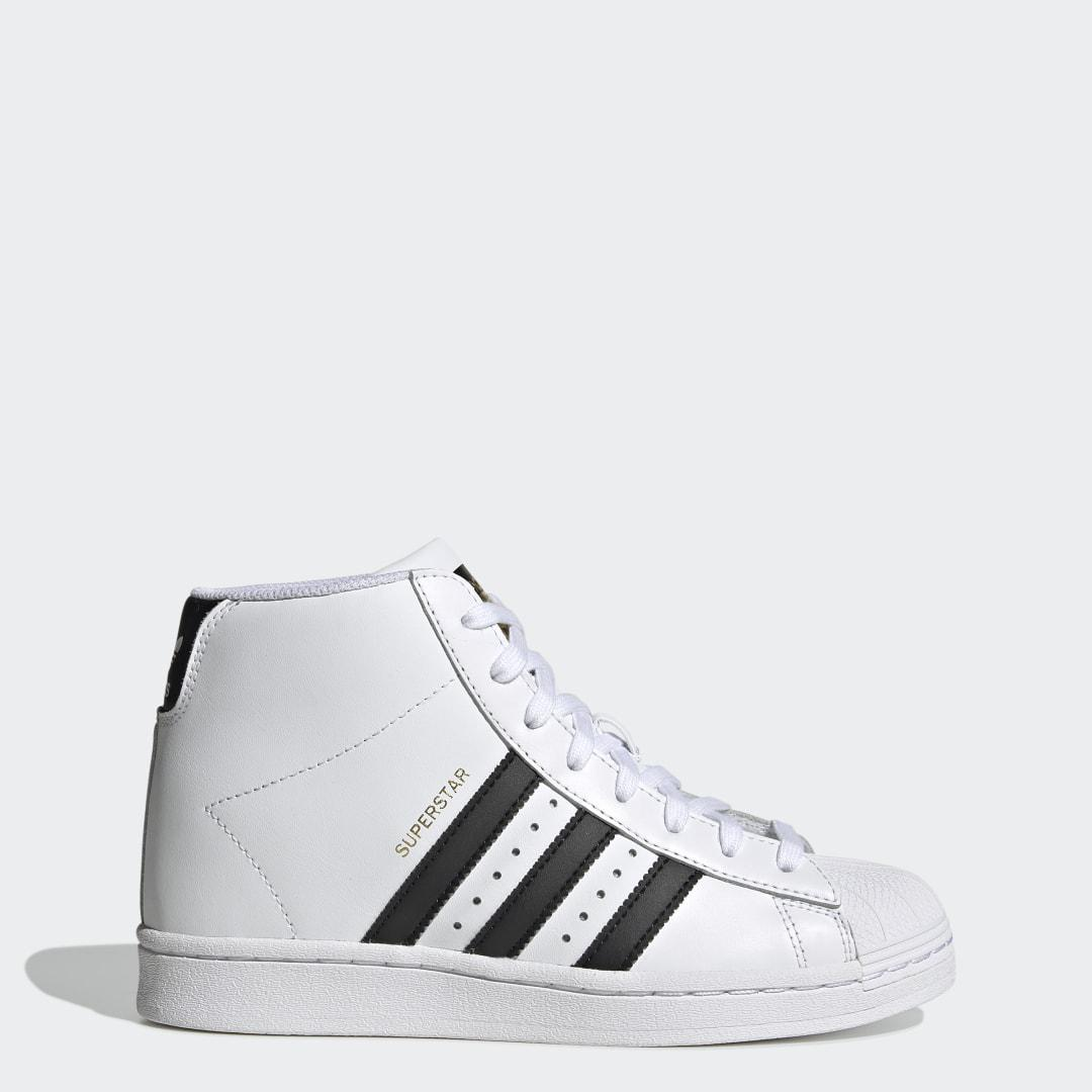Superstar Up Shoes White 8