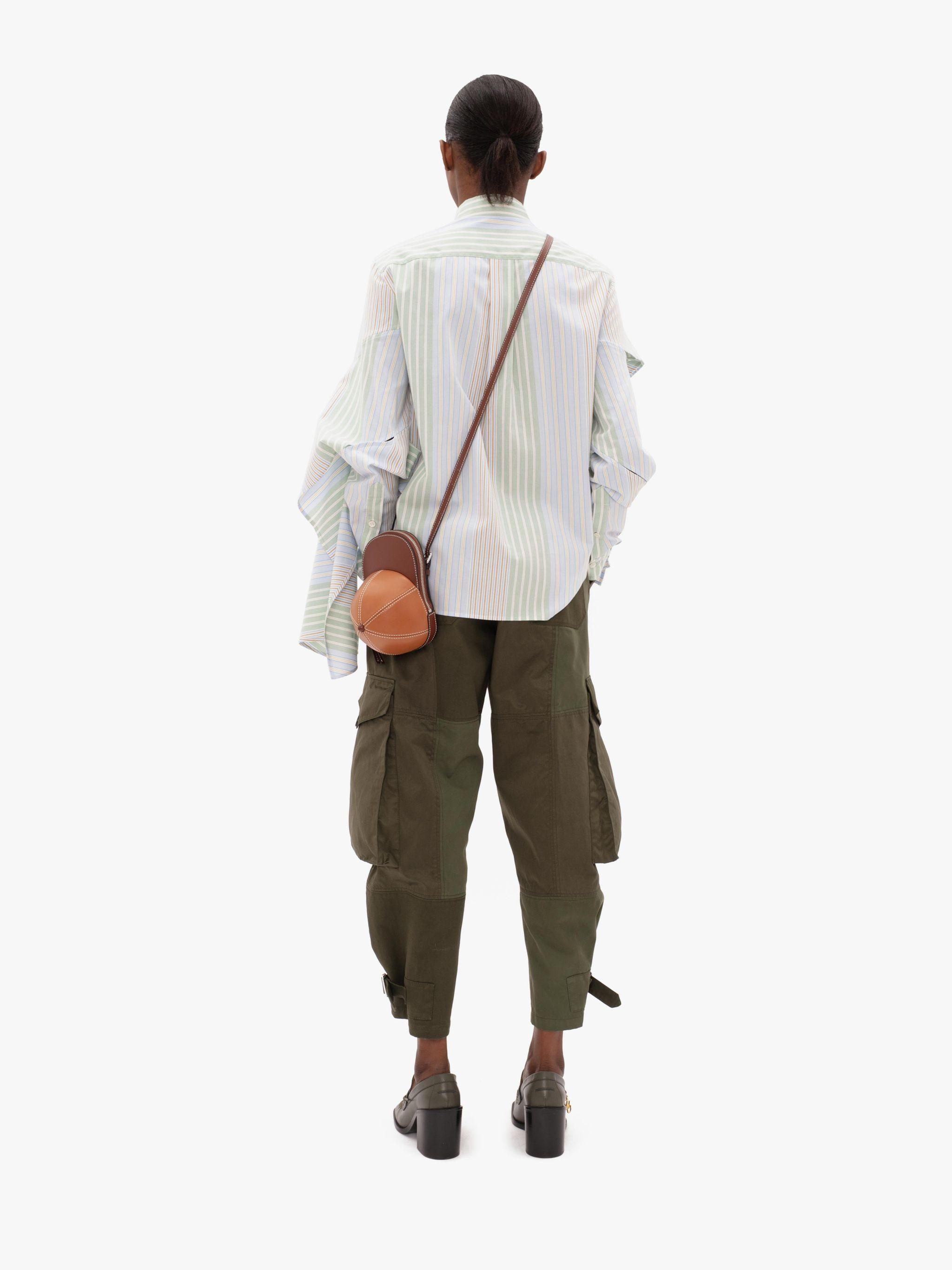 TAPERED CARGO TROUSERS 2