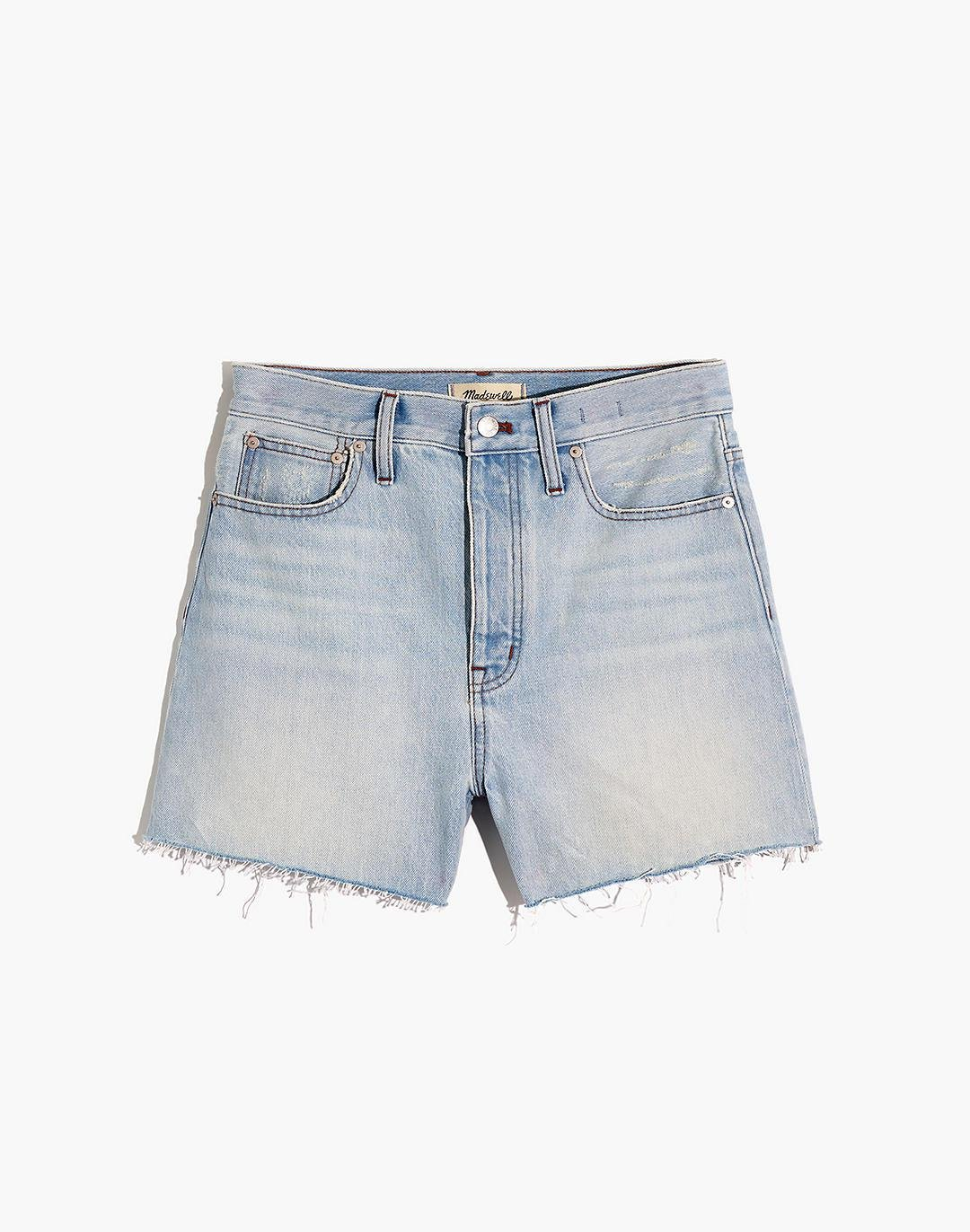 The Plus Momjean Short in Fitzgerald Wash 4