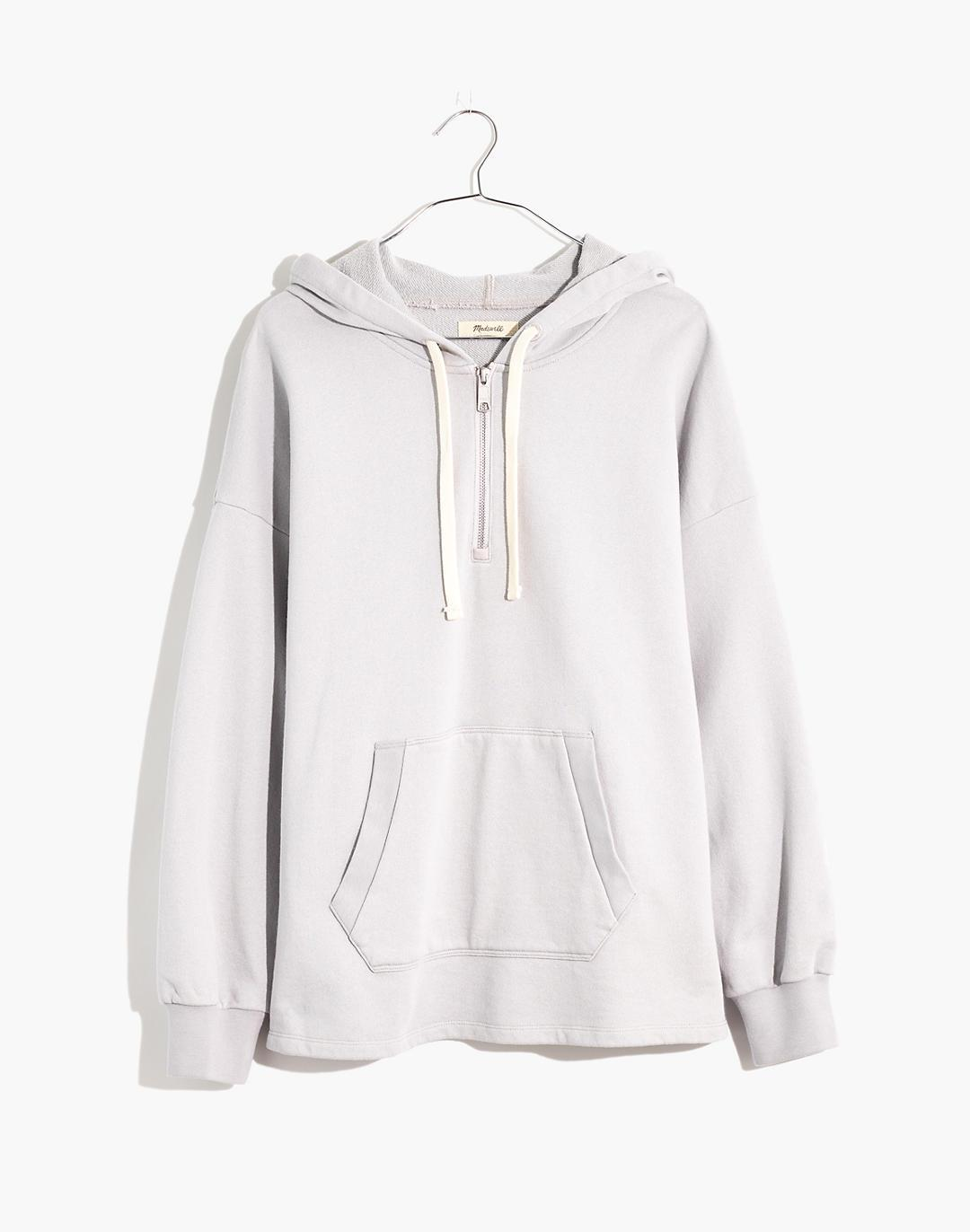 (Re)sourced Cotton Relaxed Hoodie Sweatshirt 3