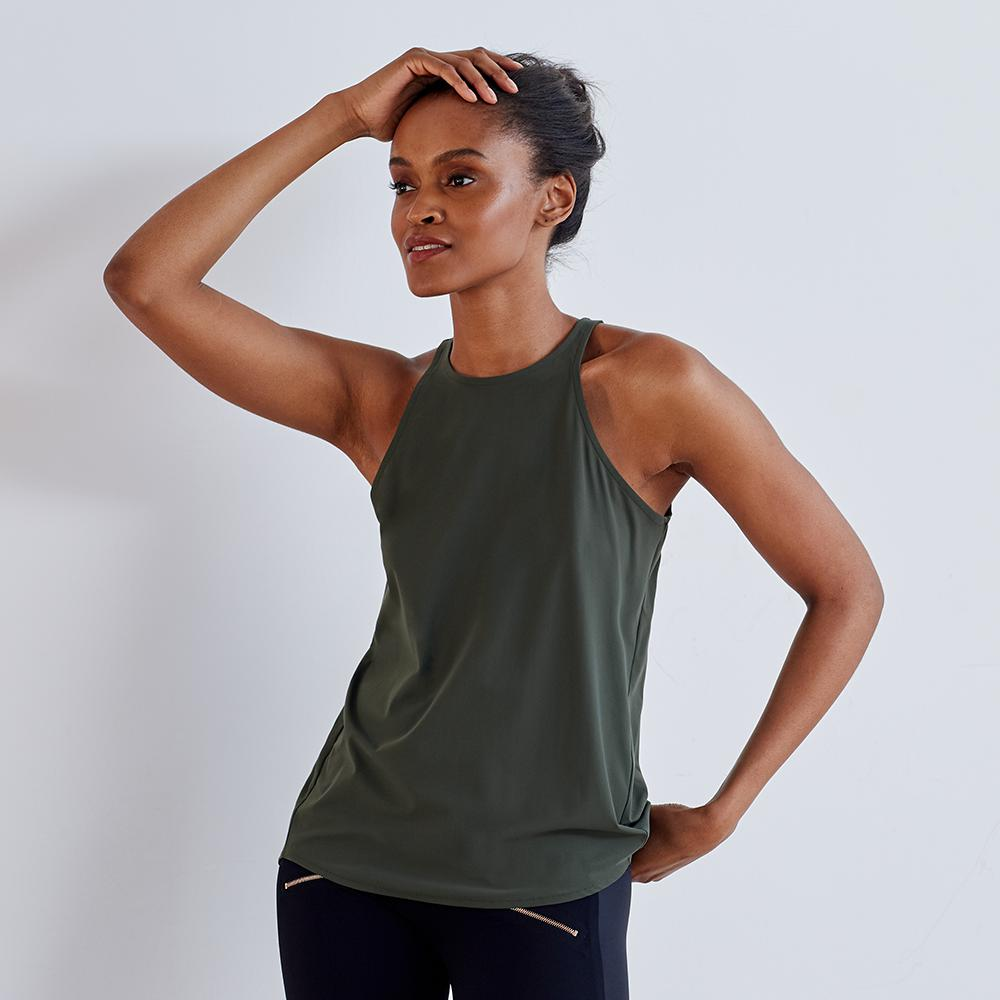 Pleat And Repeat Tank Top 5