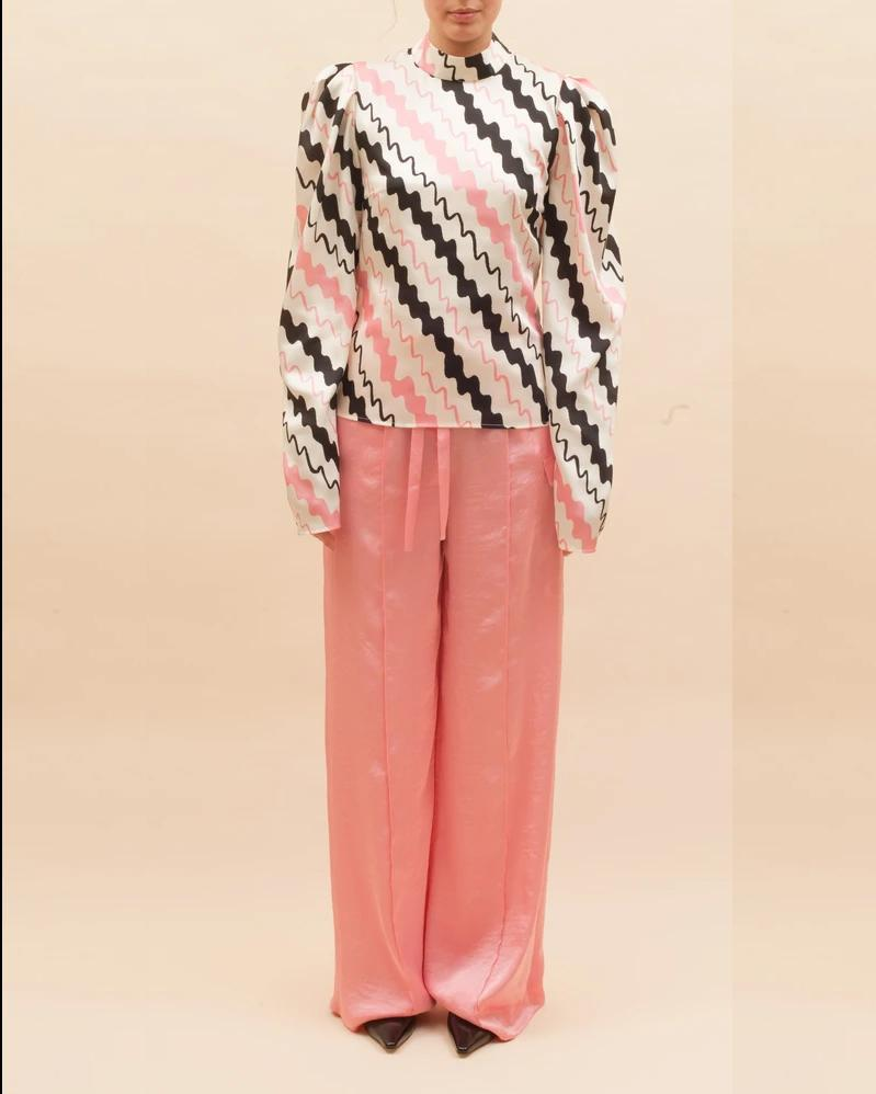 Kerry Print Blouse - SPECIAL PRICE 1