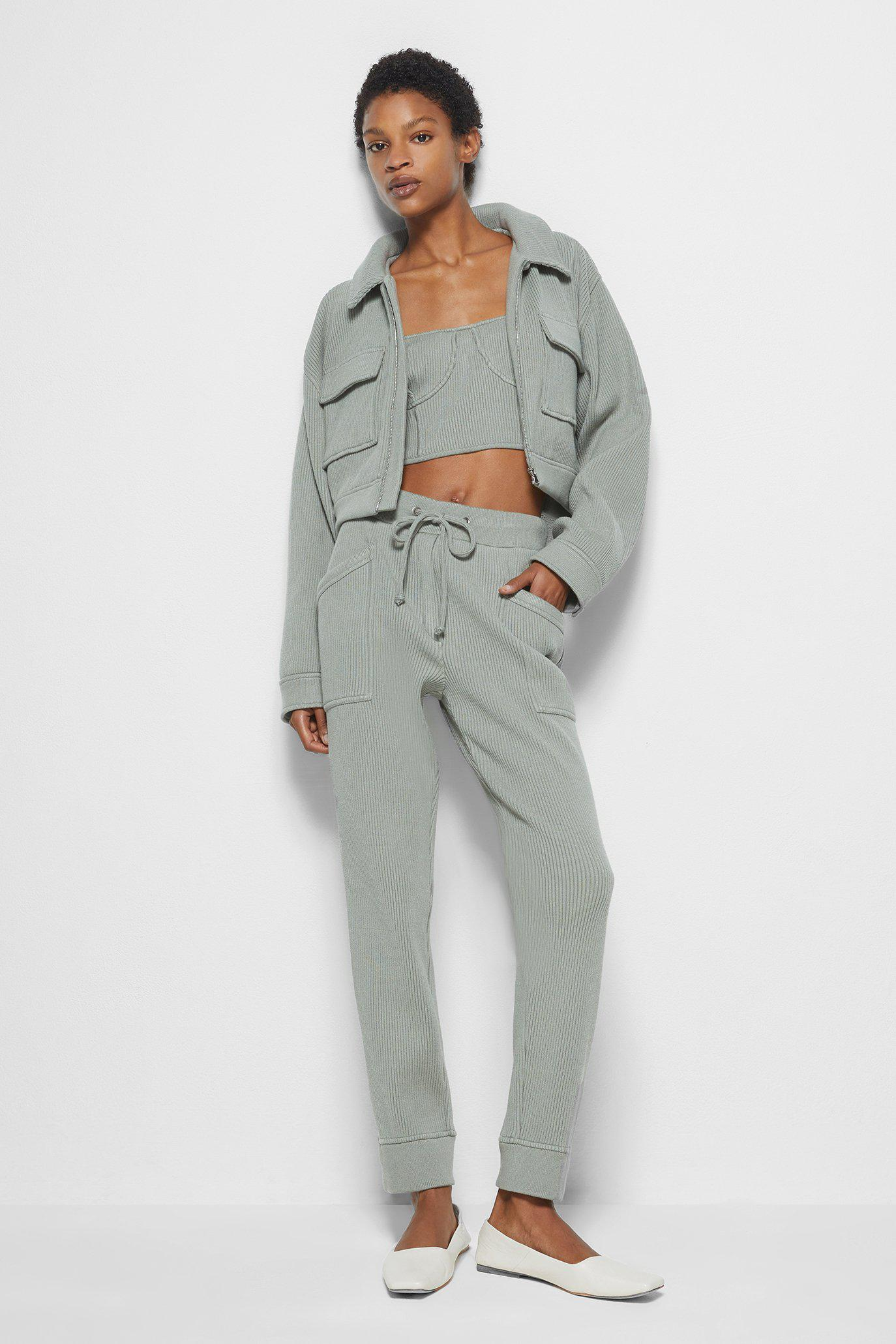 Danny Recycled Knit Pant