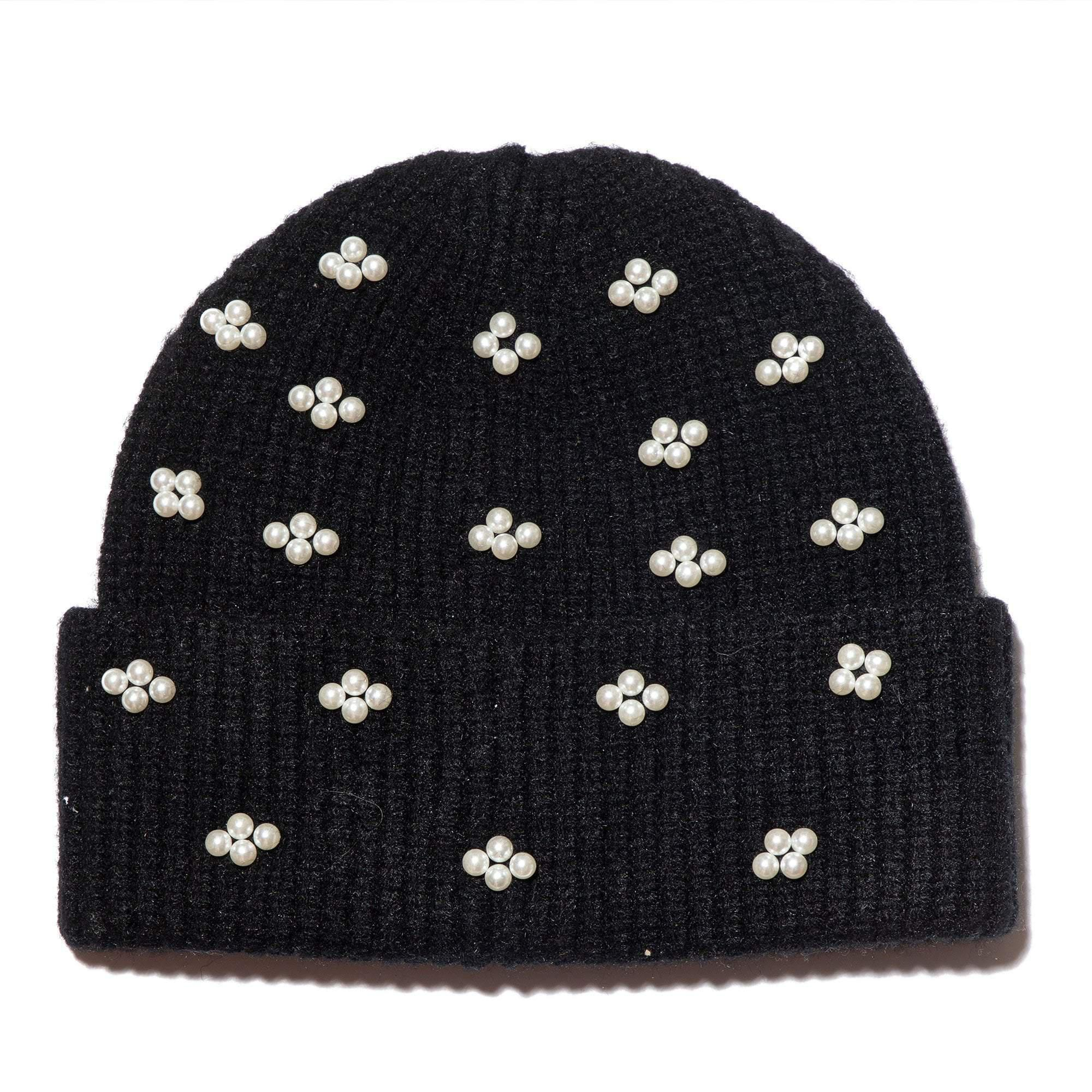 JET PEARL CLUSTER BEANIE