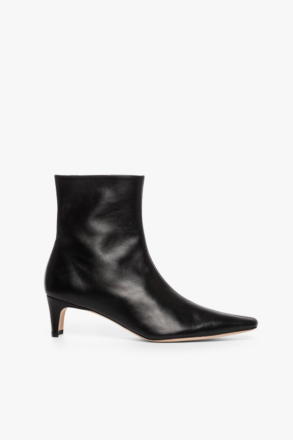 WALLY ANKLE BOOT | BLACK