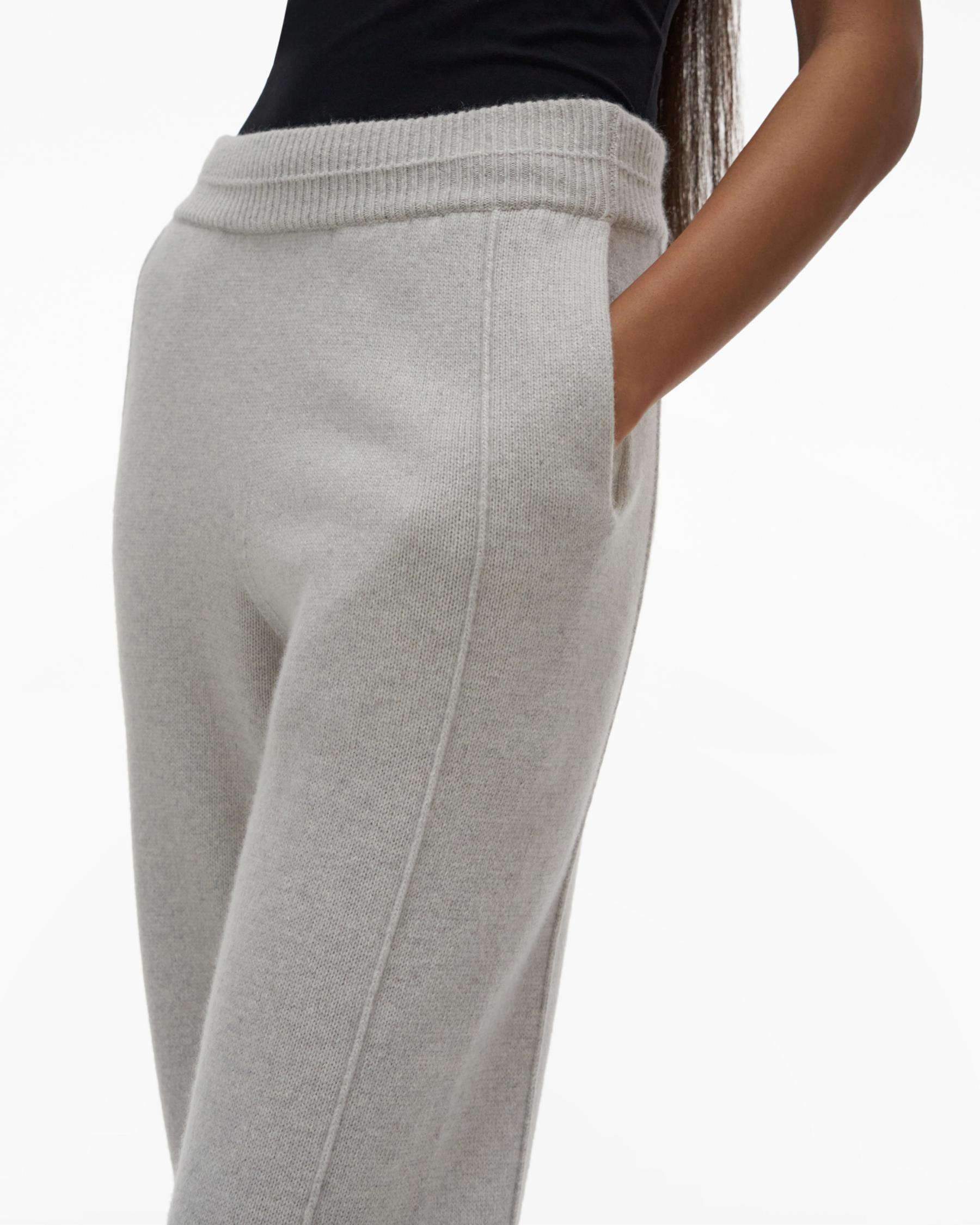 RECYCLED CASHMERE PANT 5