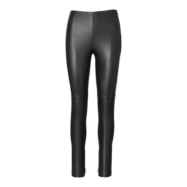 Eleanora Stretch Leather Pant 4
