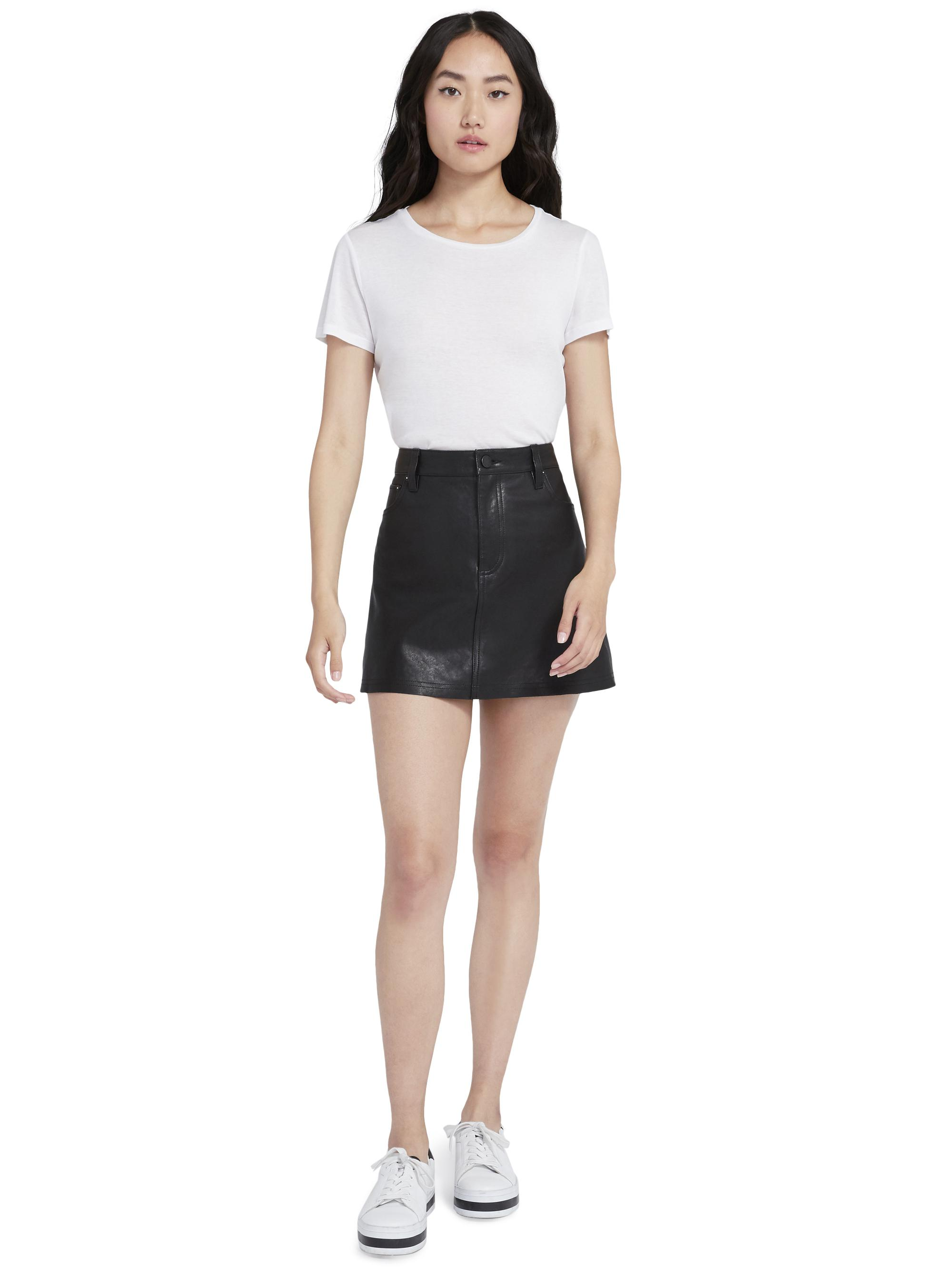 CINDY CLASSIC CROPPED TEE 2