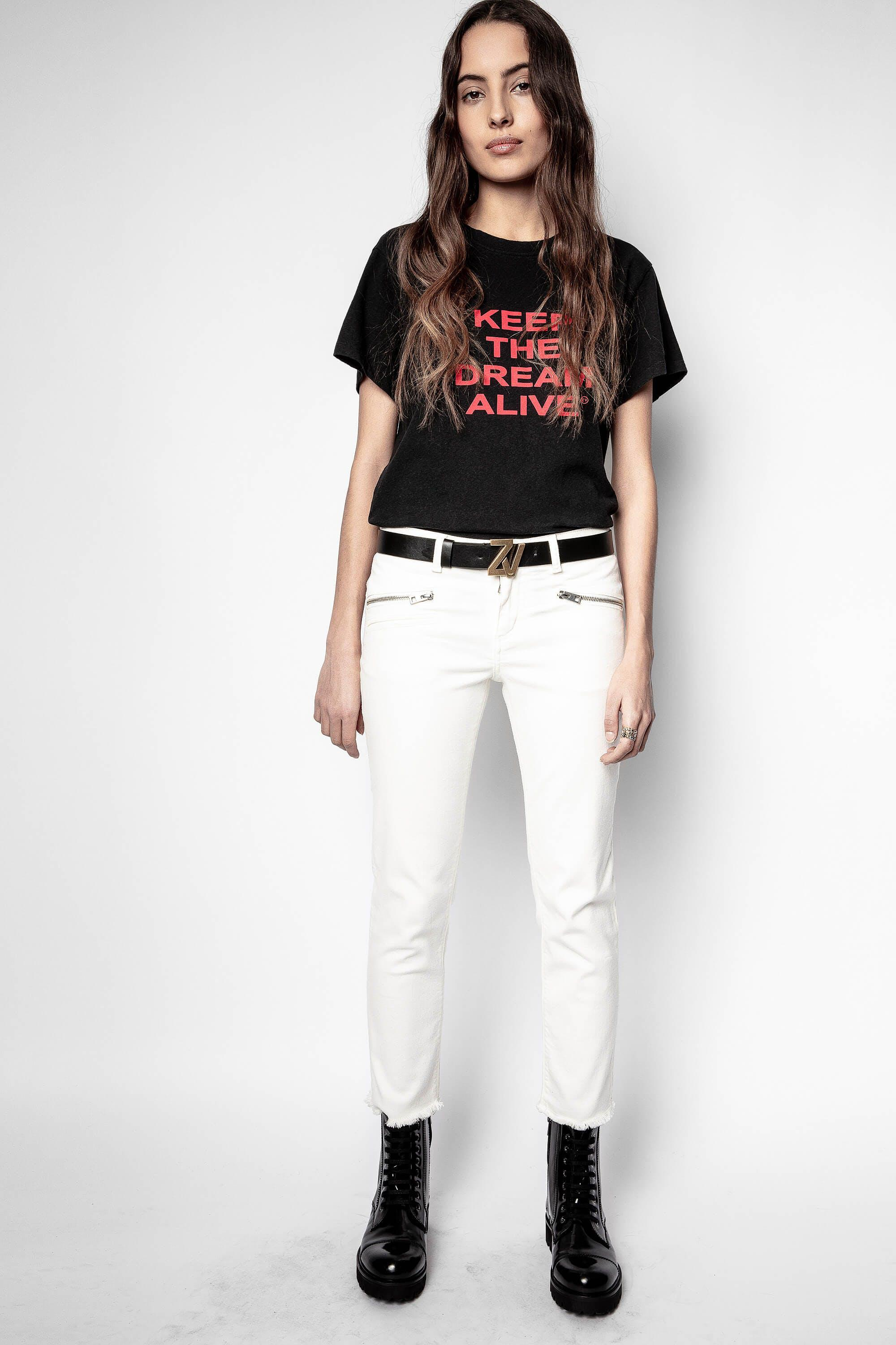 Dona Keep The Dream Alive T-Shirt 1