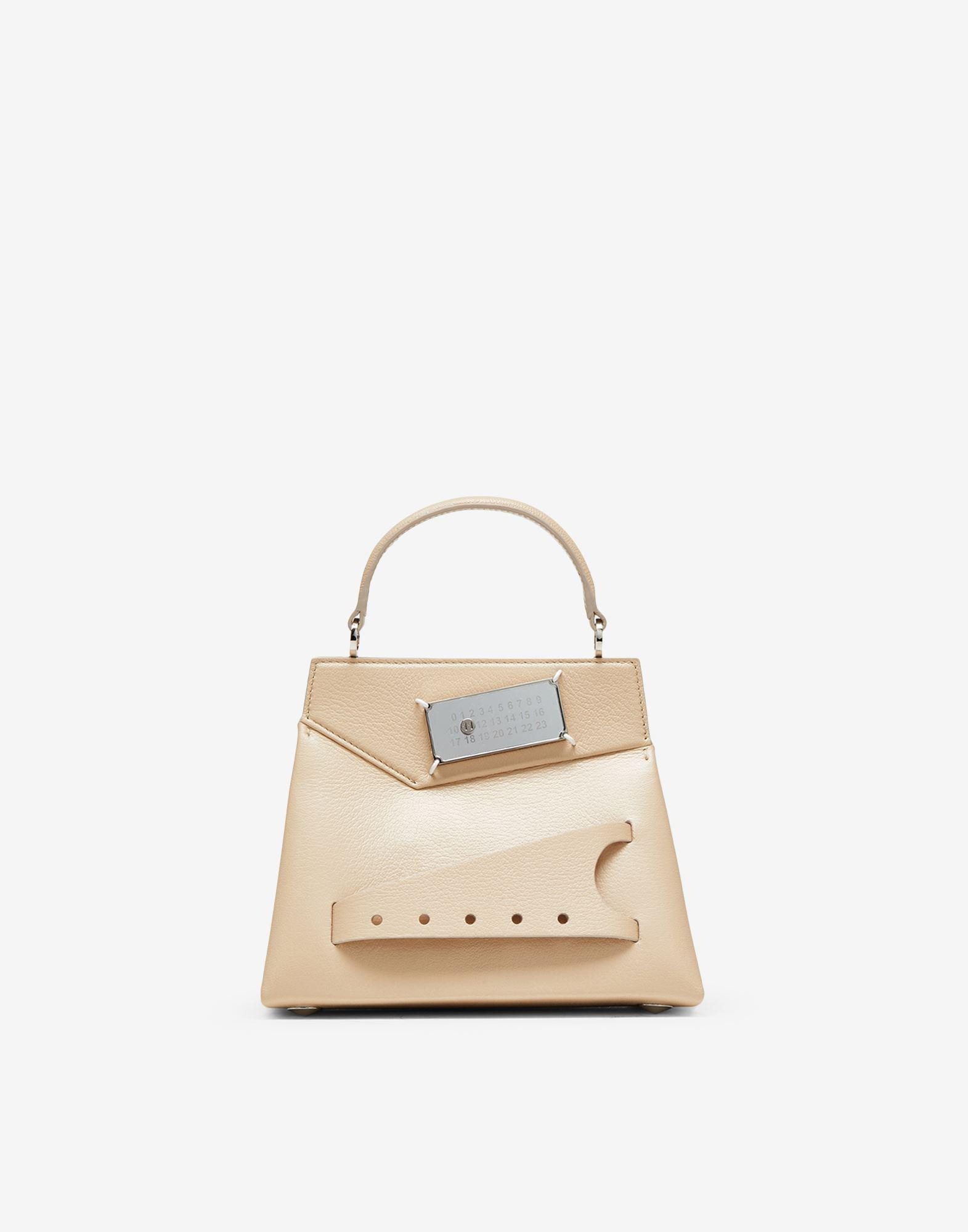 Small Snatched top handle bag