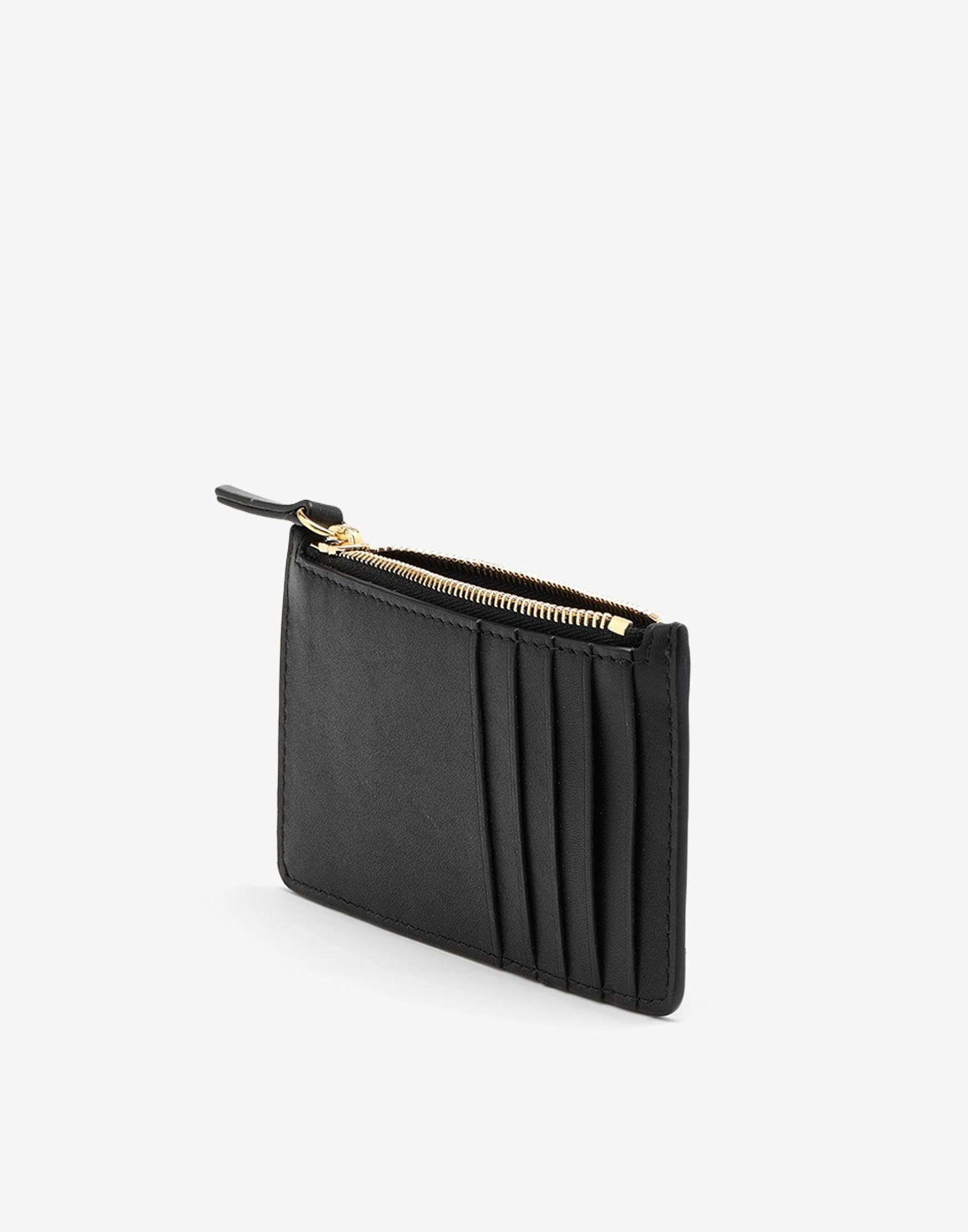 Card-holder calf leather wallet 2