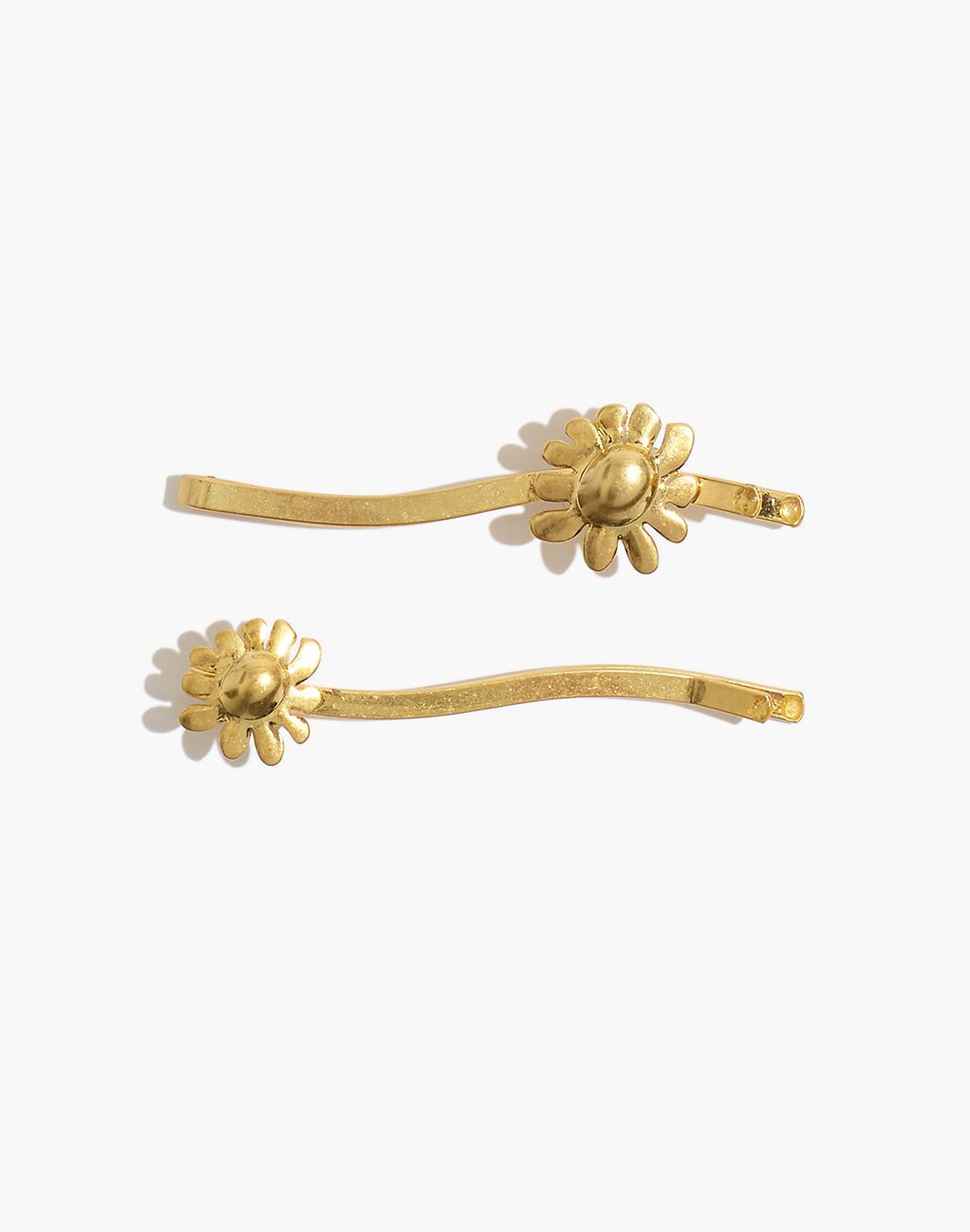 Two-Pack Daisy Hair Pins