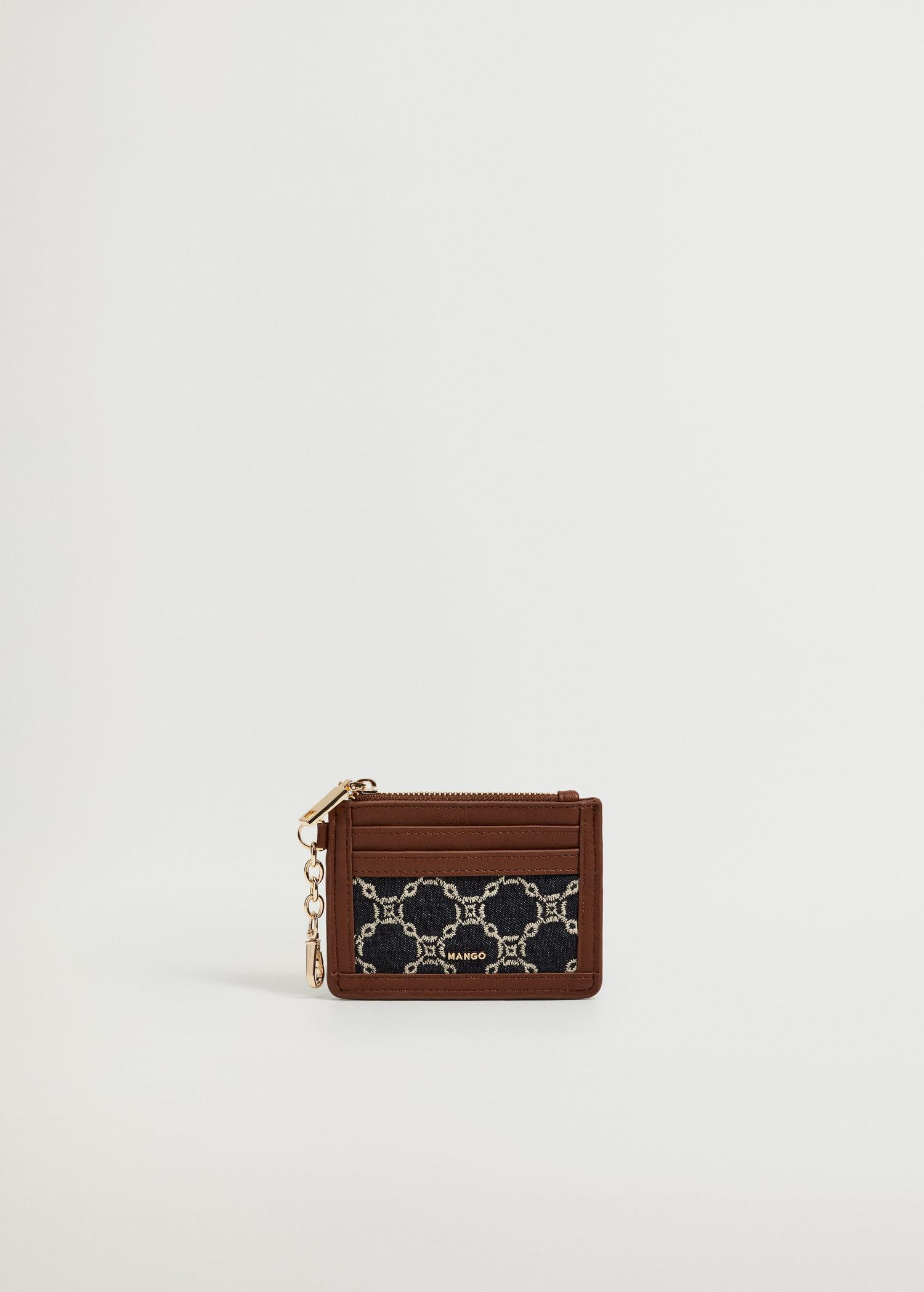 Chain printed wallet