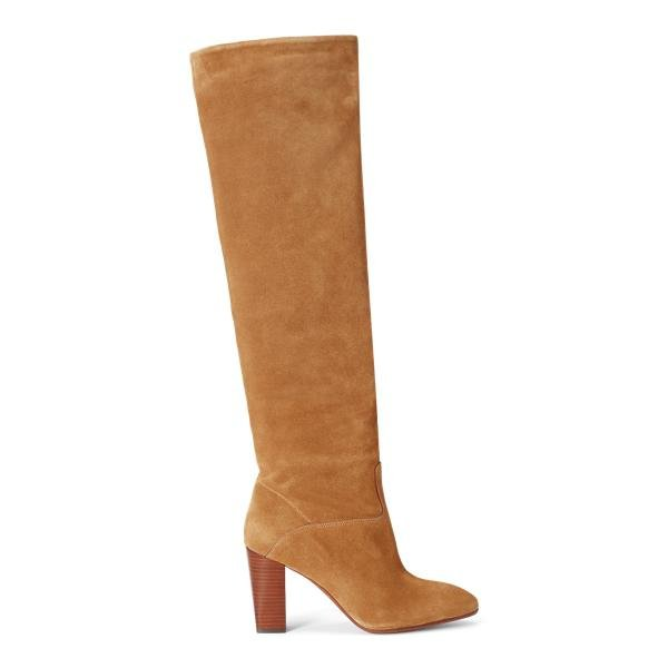 Brie Suede Boot