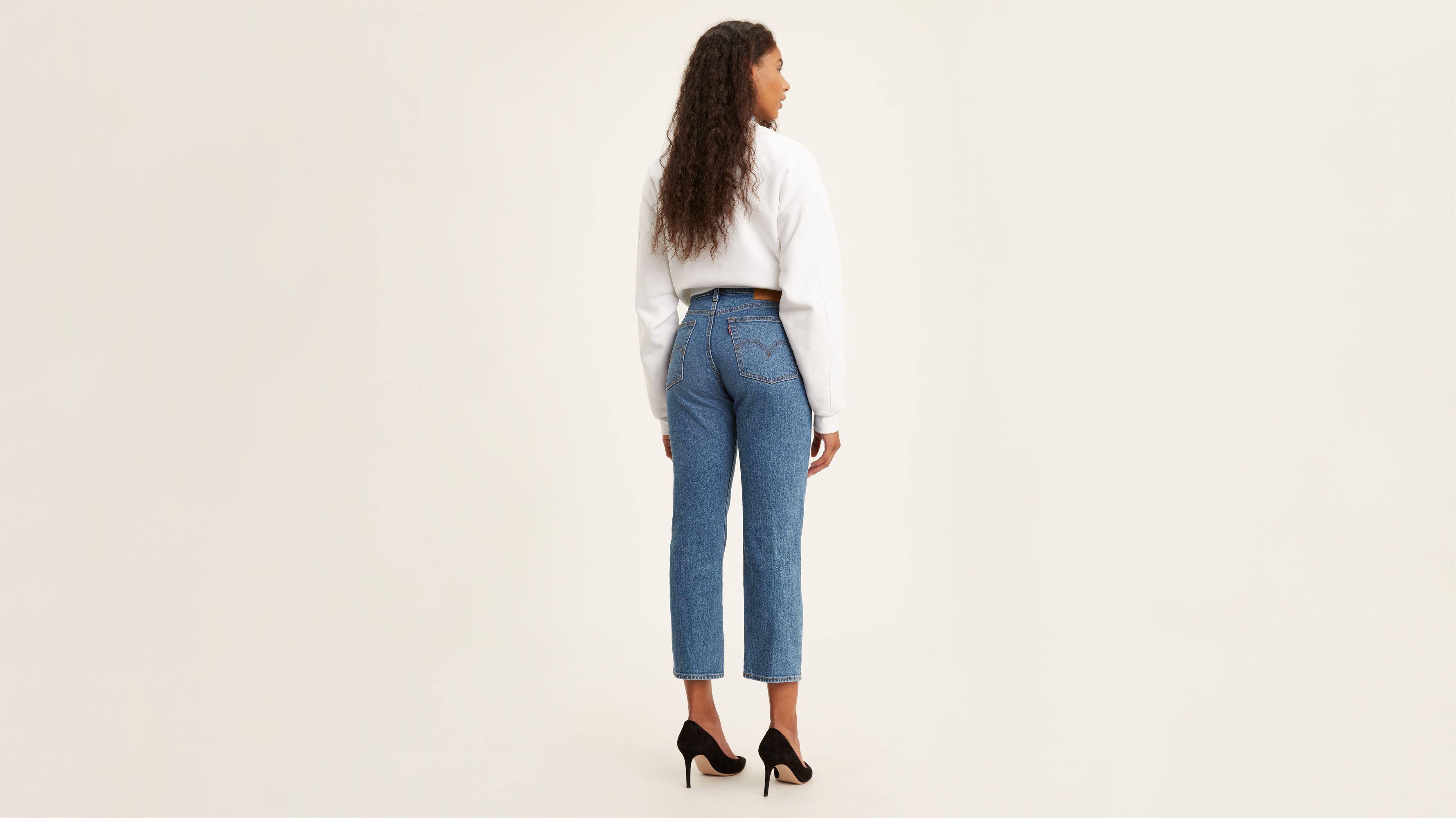 Wedgie Fit Straight Women's Jeans 3