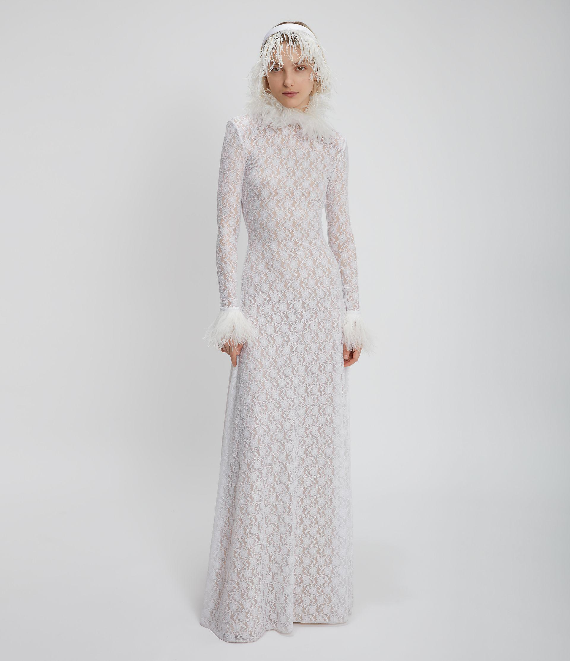 Christopher Kane Bridal: Lace Gown 4