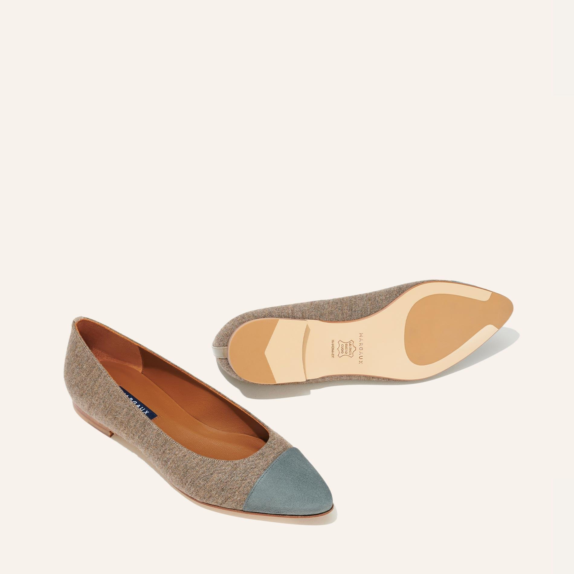 The Pointe - Taupe Captoe 2