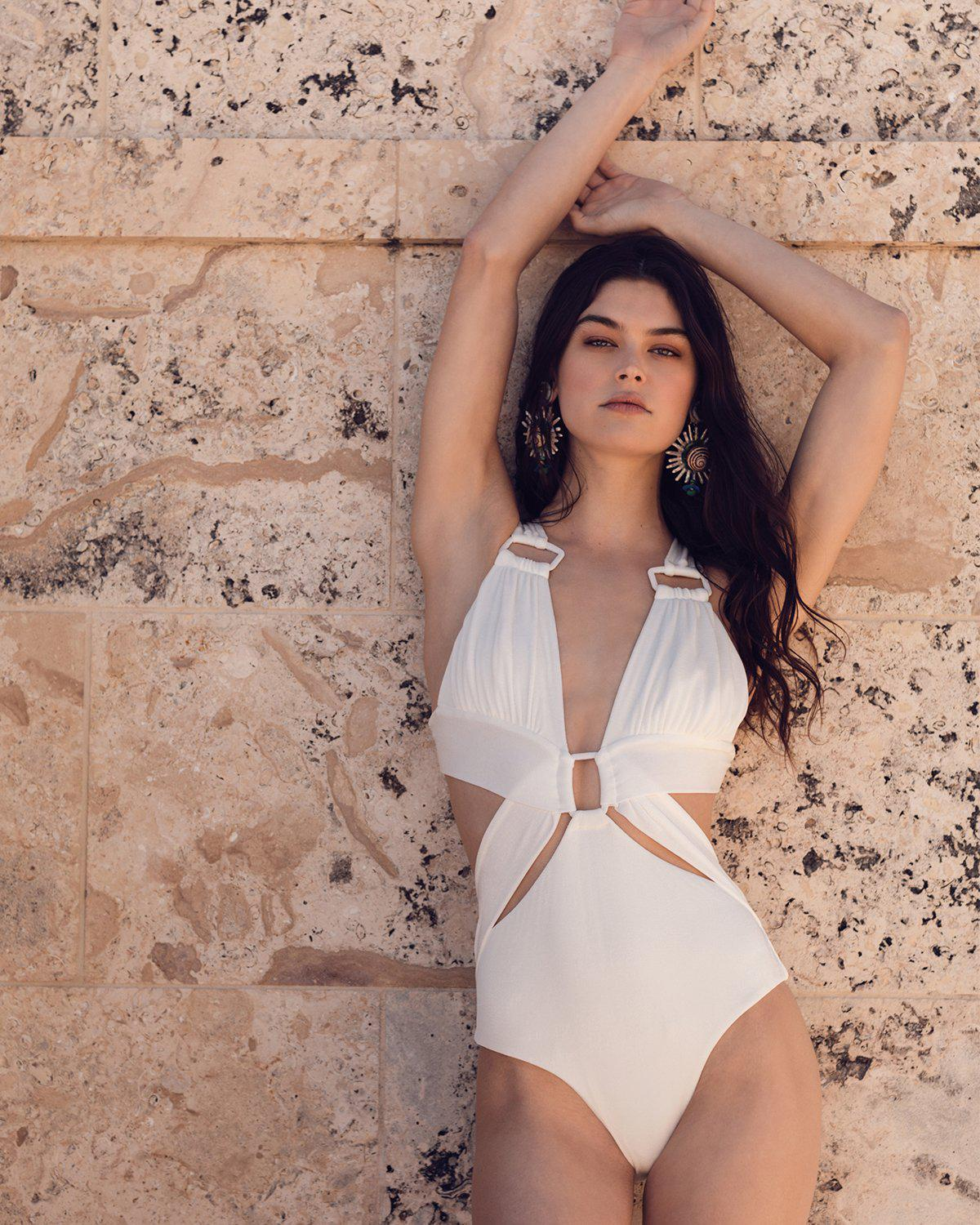 Cut-Out One Piece