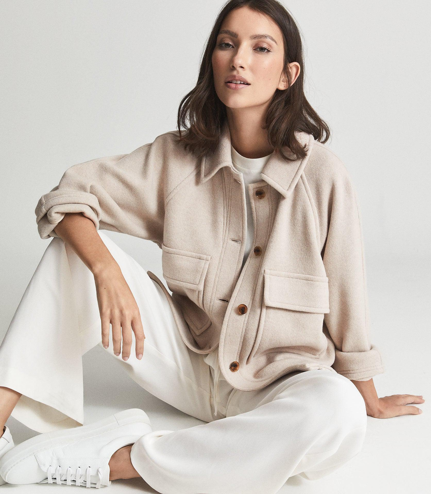 SYDEN - RELAXED TWIN POCKET OVERSHIRT 1