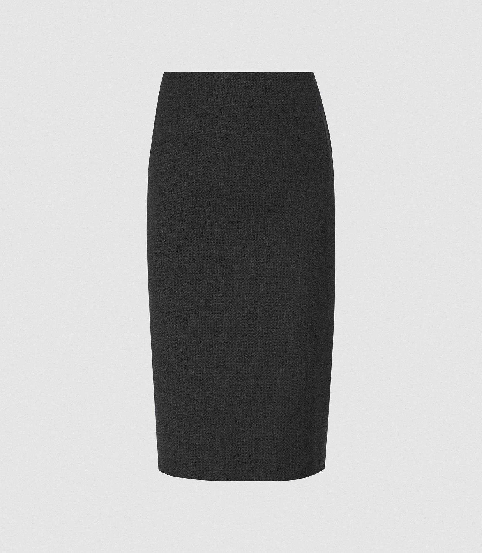 HAYES - TAILORED PENCIL SKIRT 3