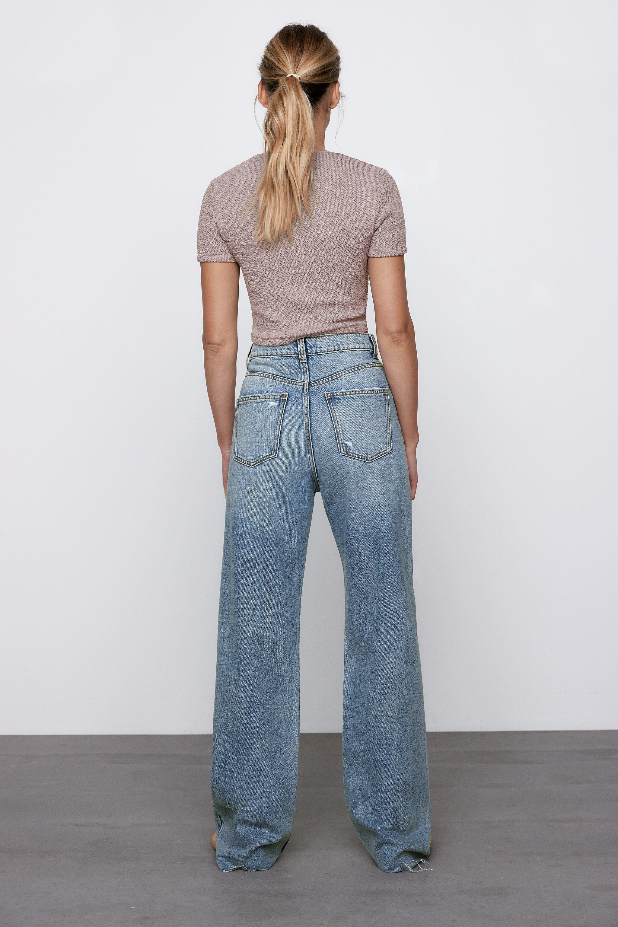CROPPED TEXTURED WEAVE SHIRT 2