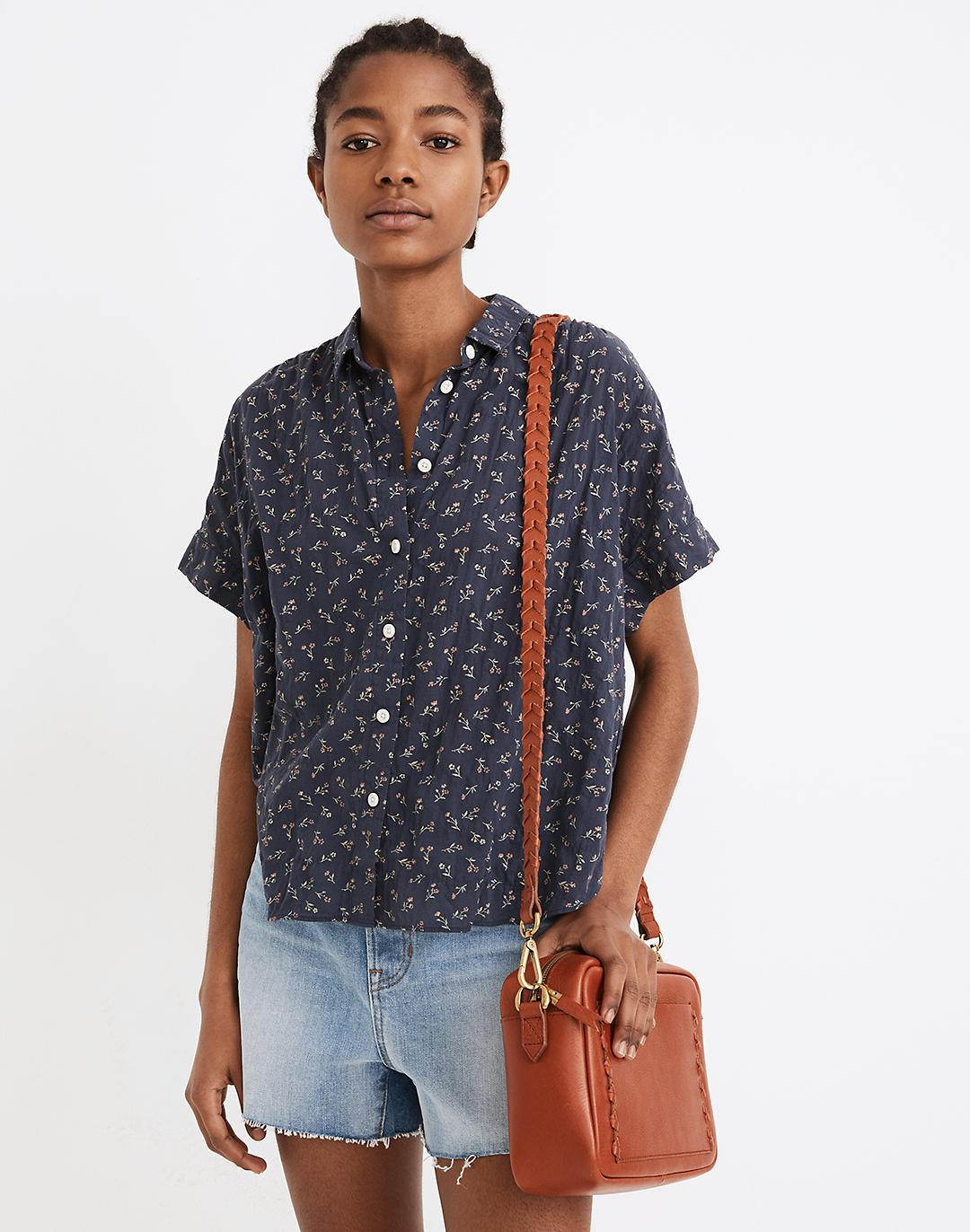 Hilltop Shirt in Adorable Ditsy