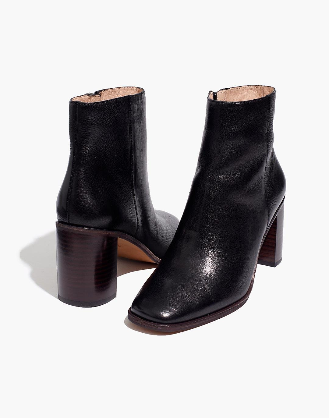 The Greer Boot in Leather