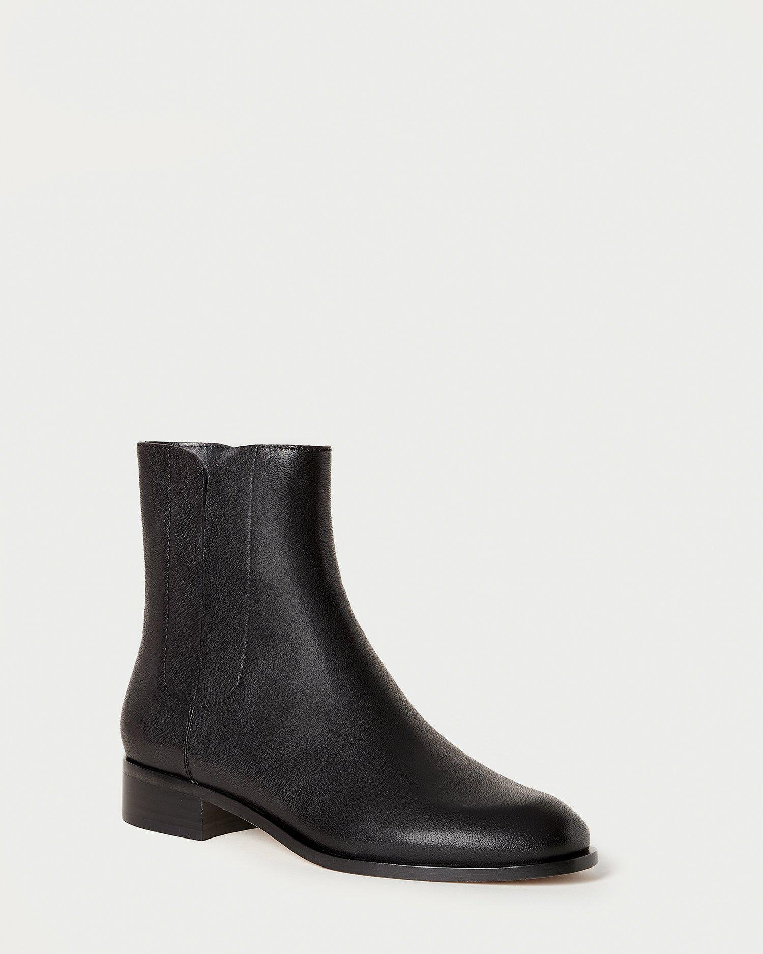 Ronnie Black Ankle Boot