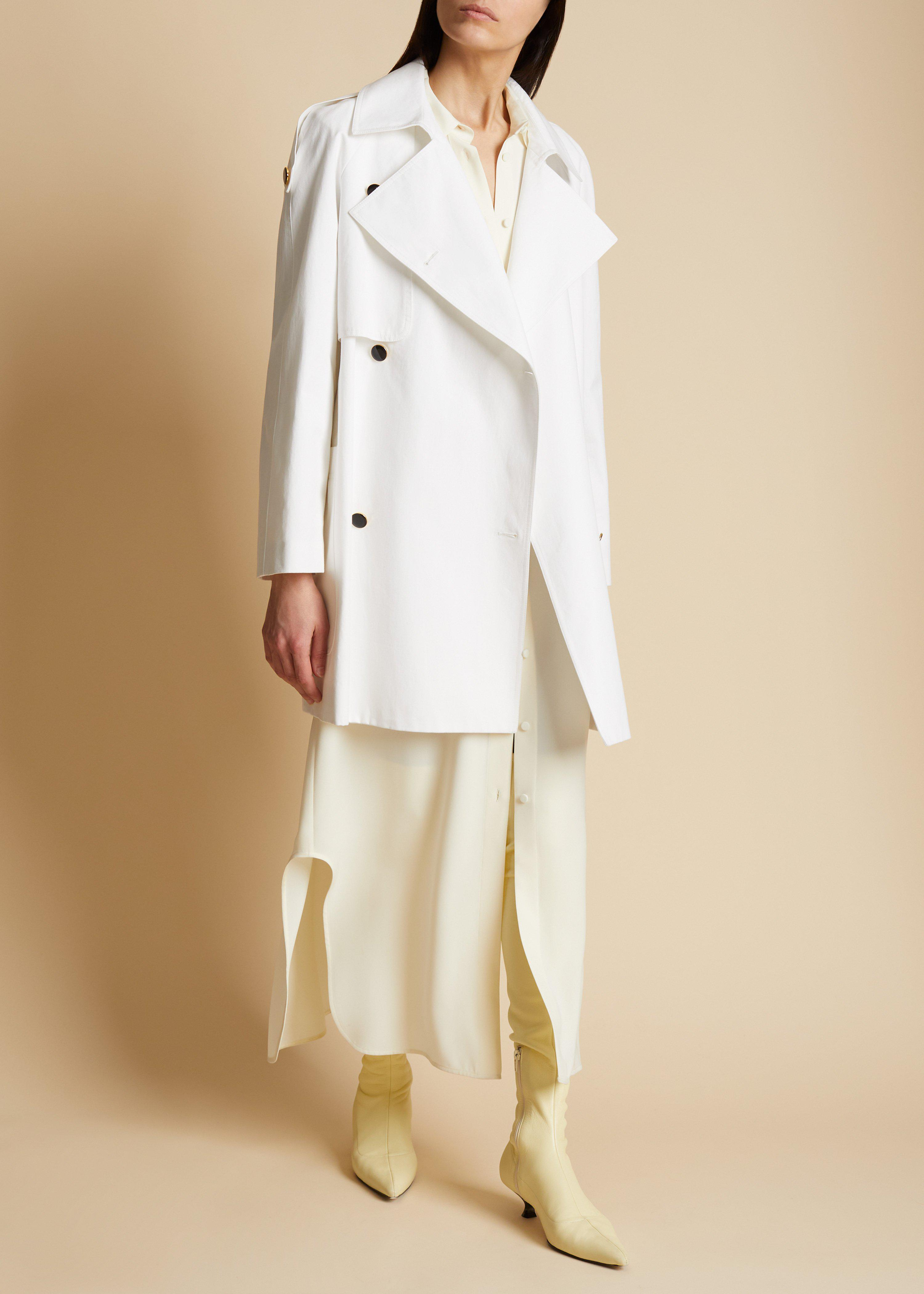 The Eden Trench in White