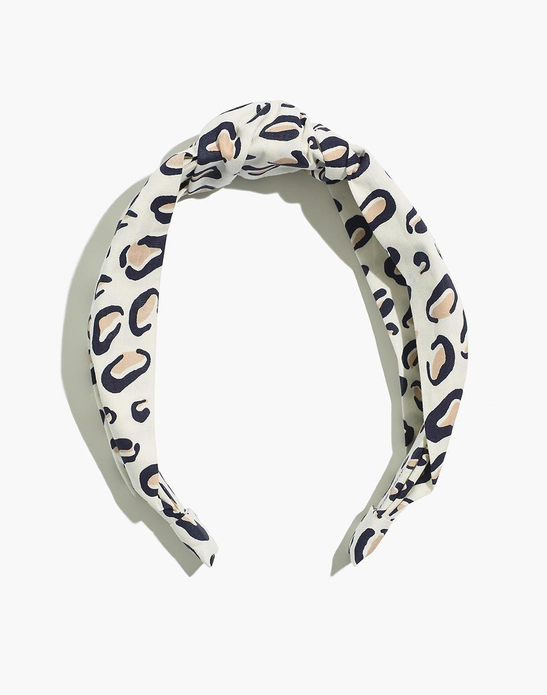 Knotted Covered Headband