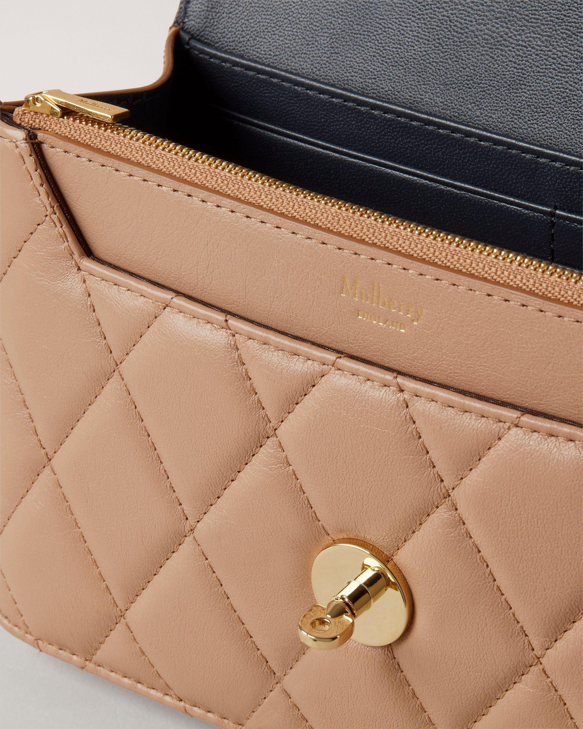 Small Darley with Leather & Chain Strap 4