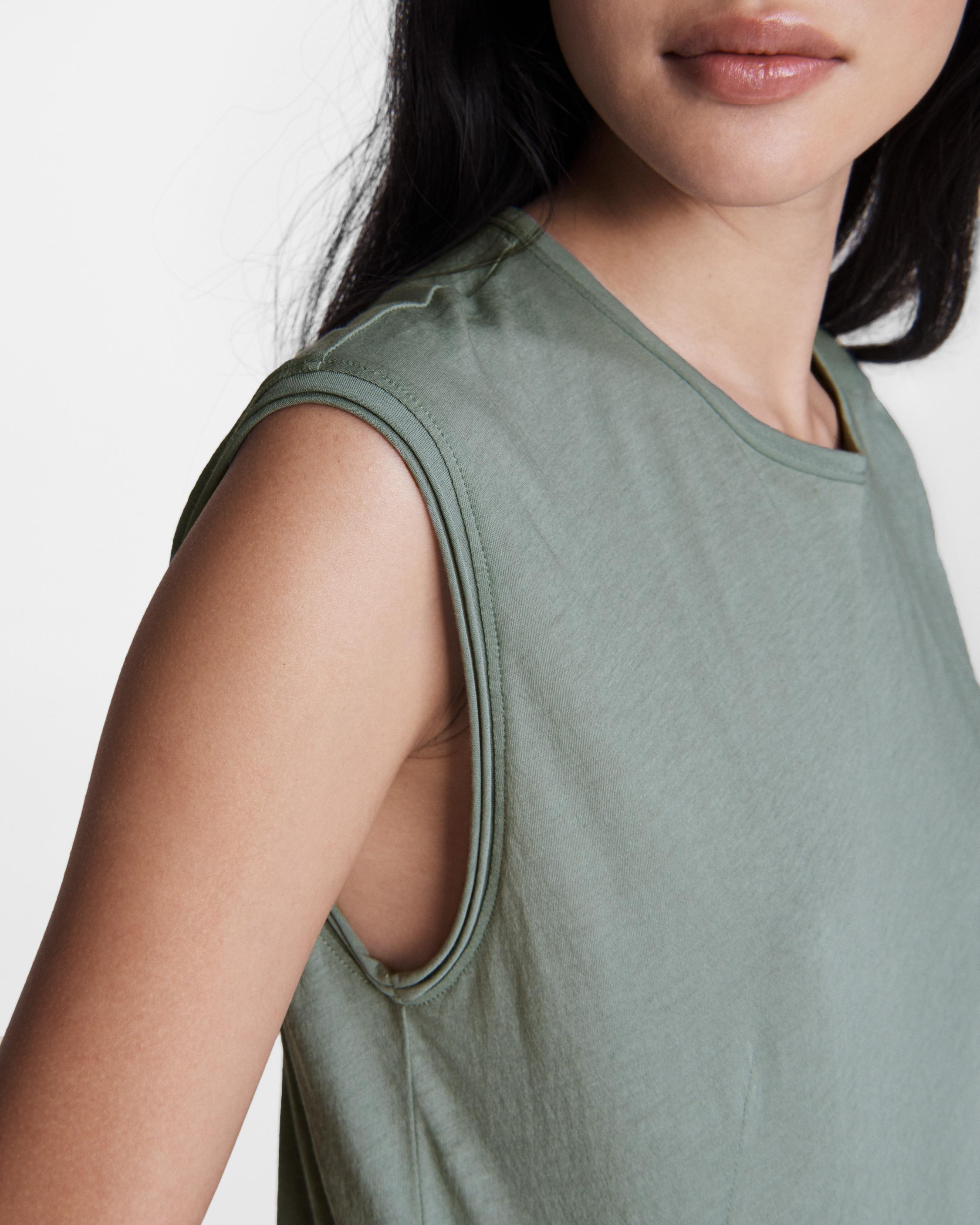 The gaia jersey muscle tank 5