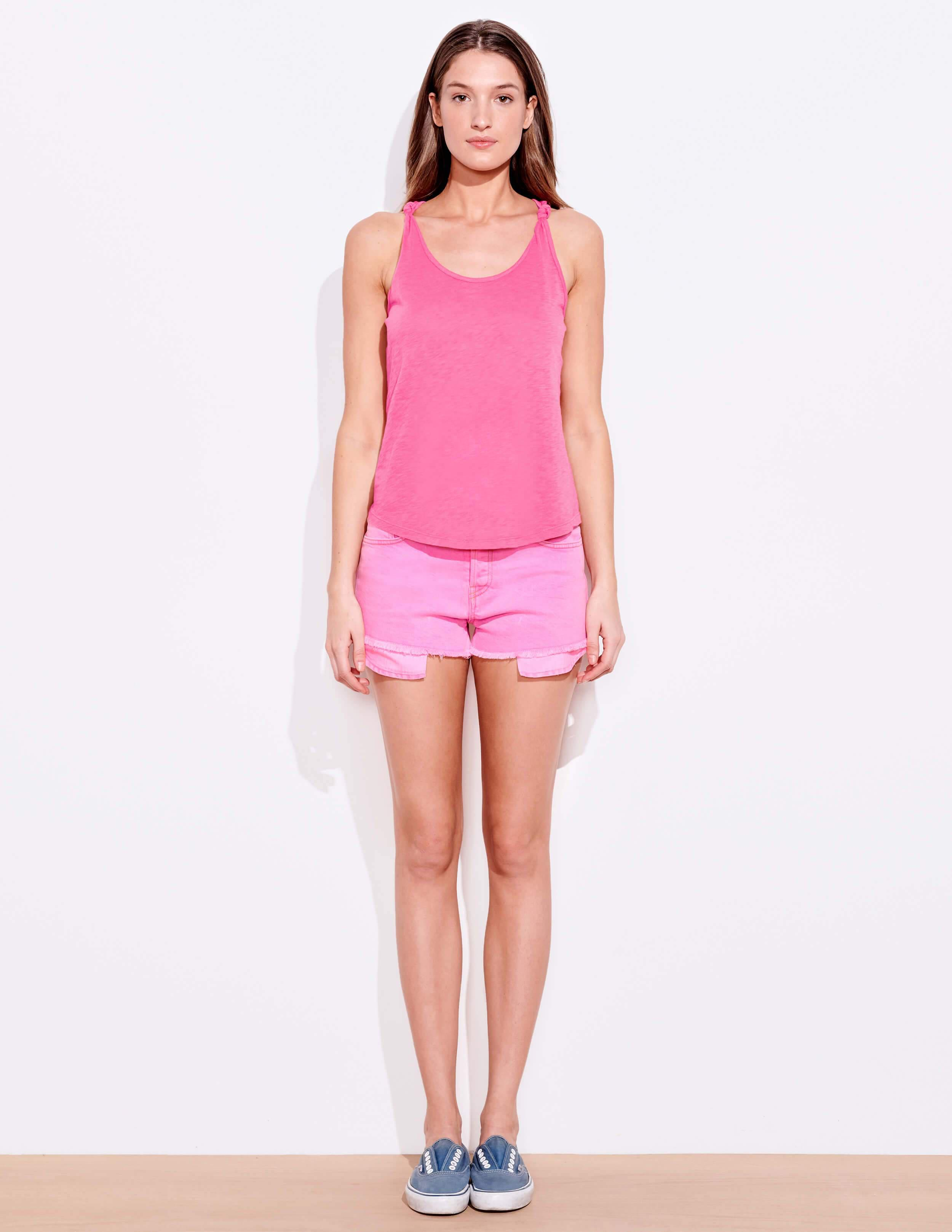 Knotted Straps Tank 2