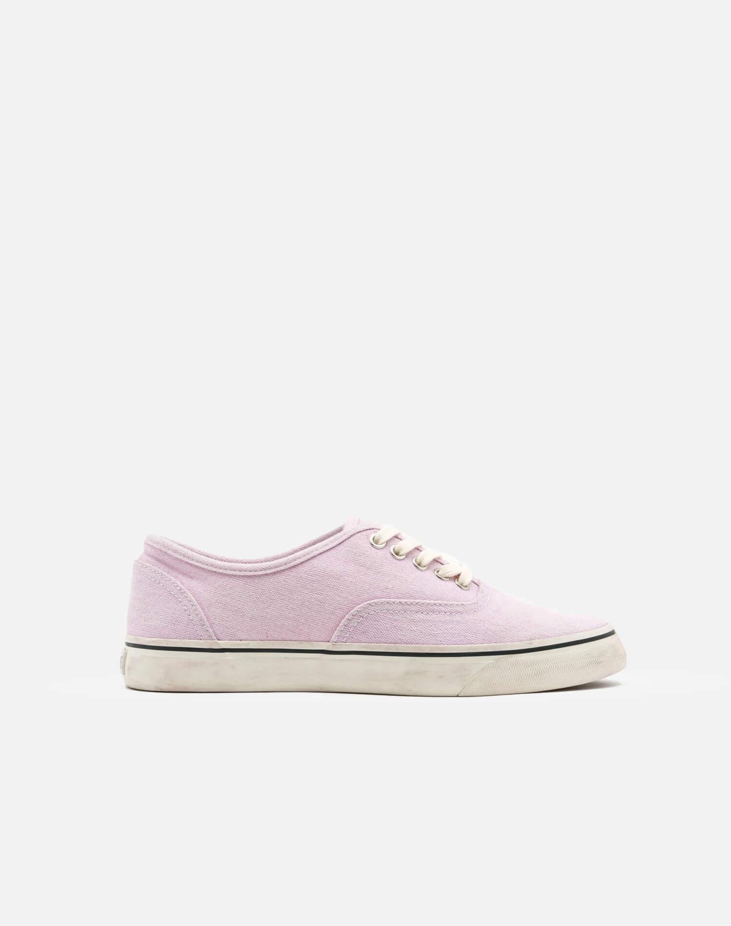 70s Low Top Skate - Faded Lilac