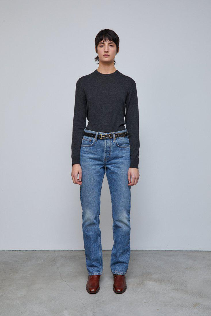 Marcel Relaxed Straight Jean Reese