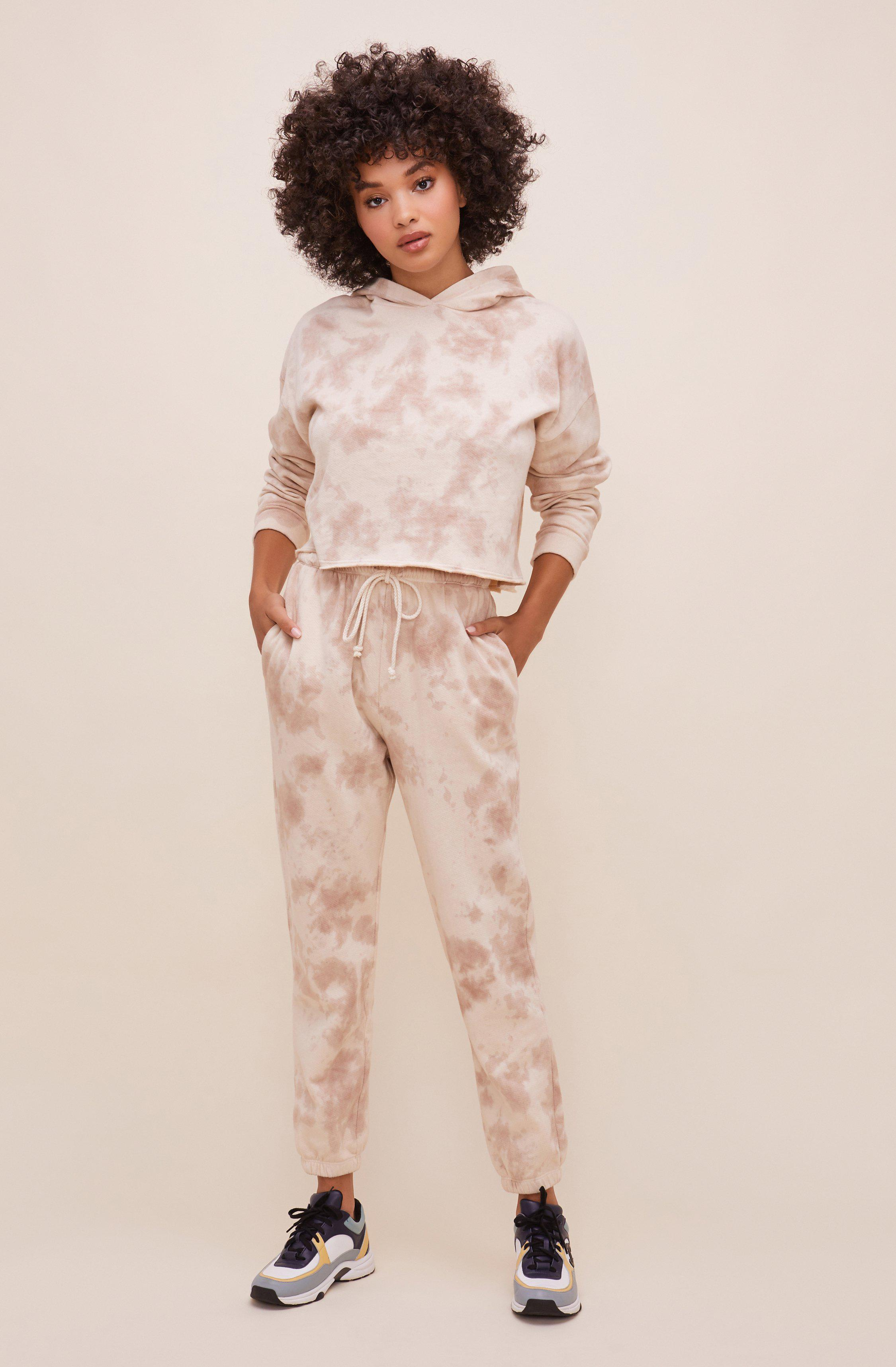 In The Clouds Tie Dye Sweatpant 1