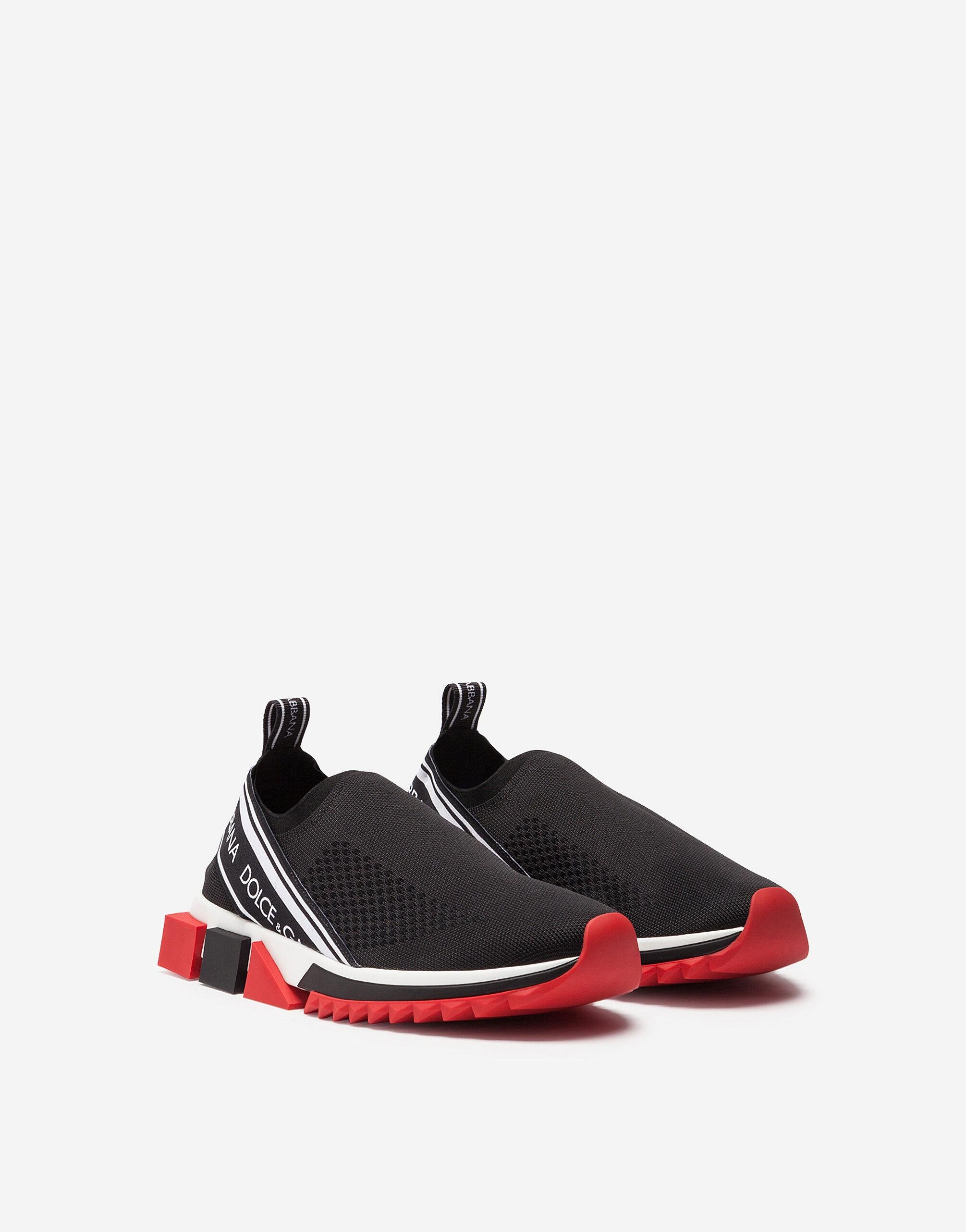 Stretch jersey Sorrento sneakers 1