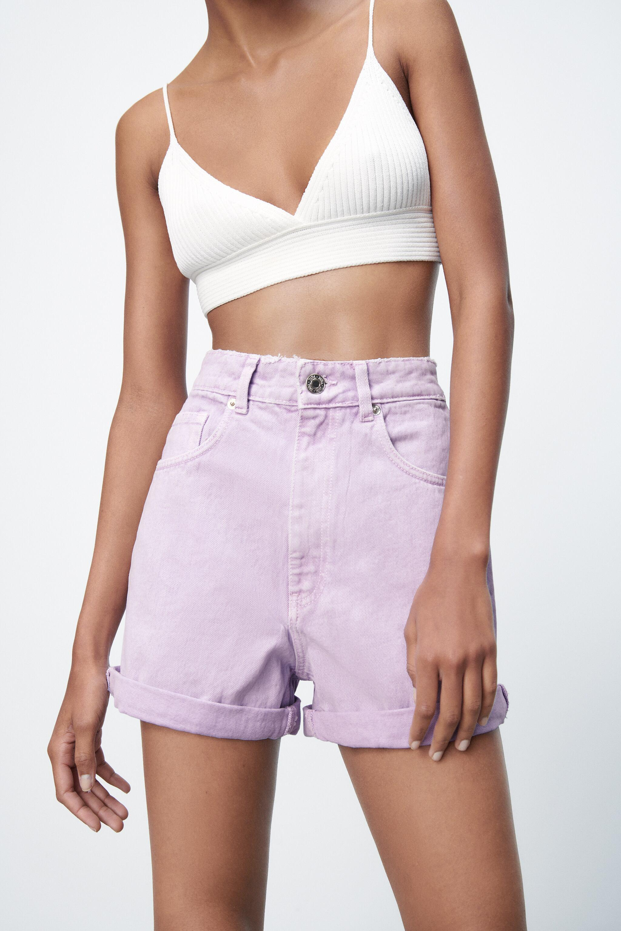 MOM FIT SHORTS 1