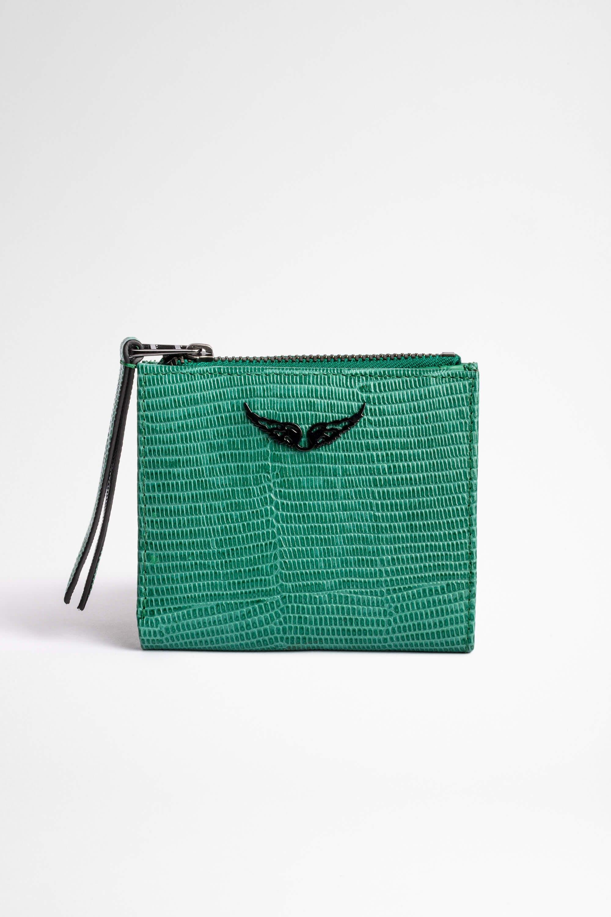 ZV Embossed Key Pouch