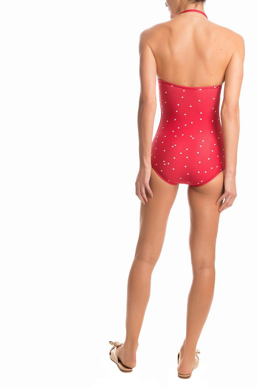 Mille Punti Strapless Swimsuit 2