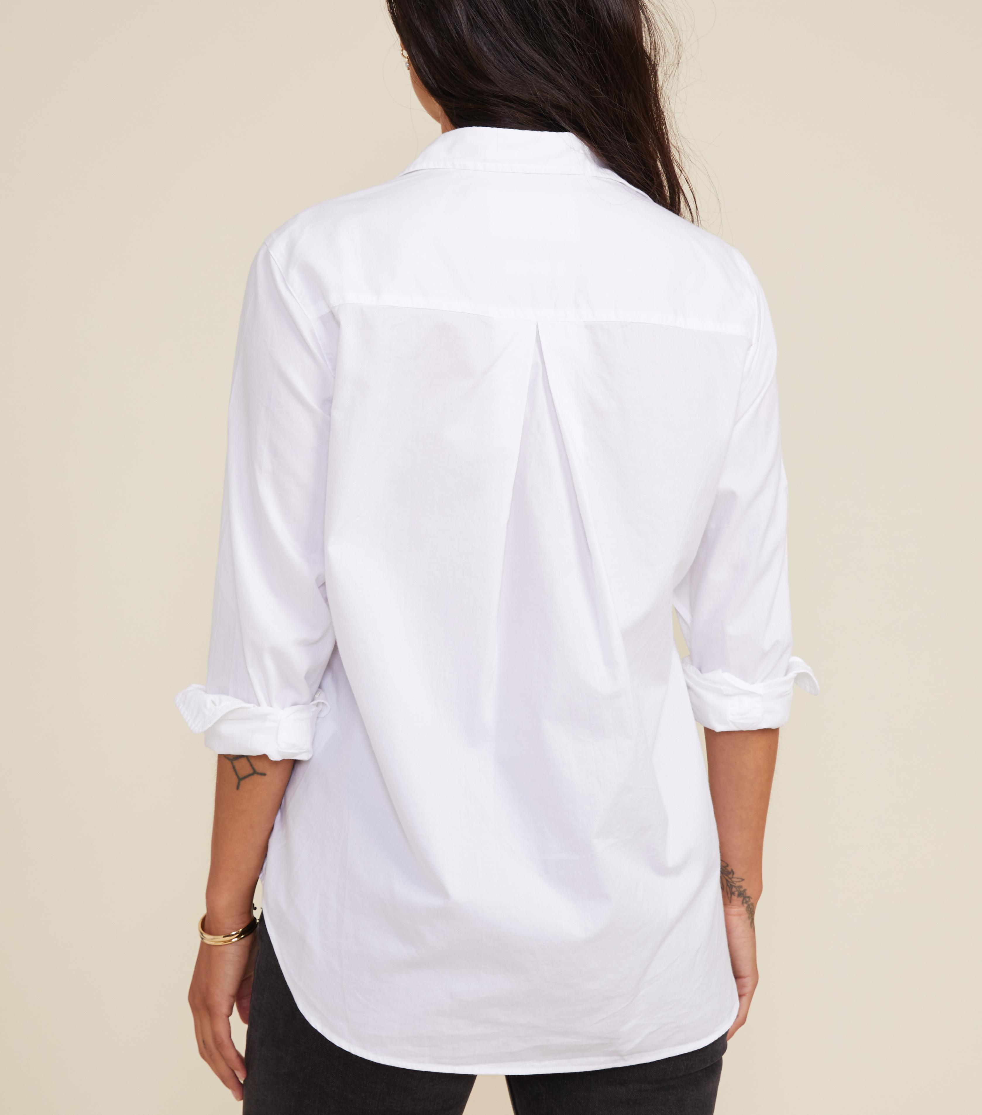 The Hero Button-Up Shirt Passionate, Brushed Cotton 1